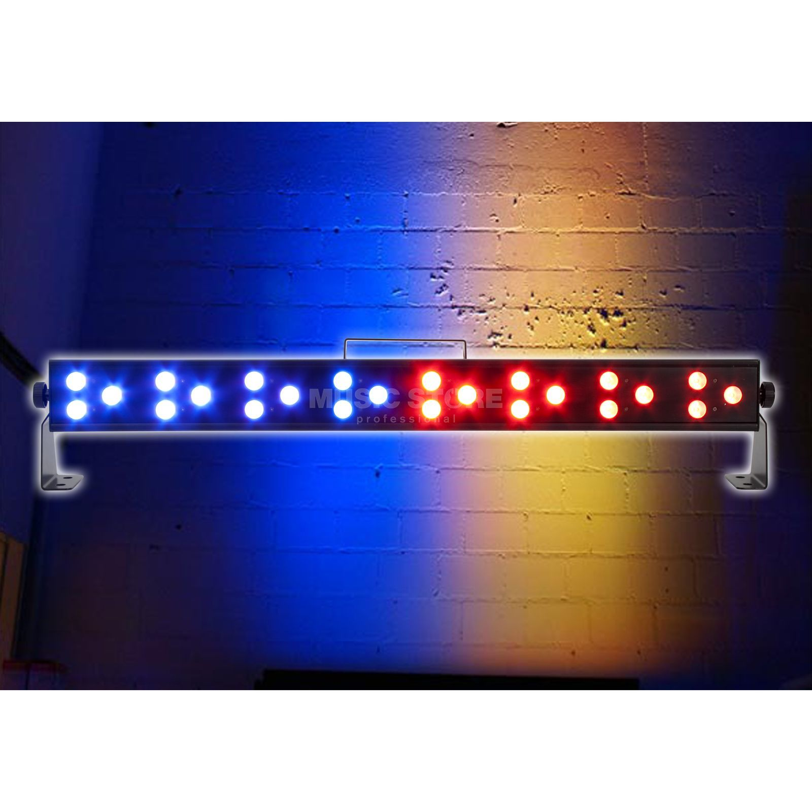lightmaXX Platinum BAR TRI-LED 24x 3 Watt TRI-LED Produktbillede