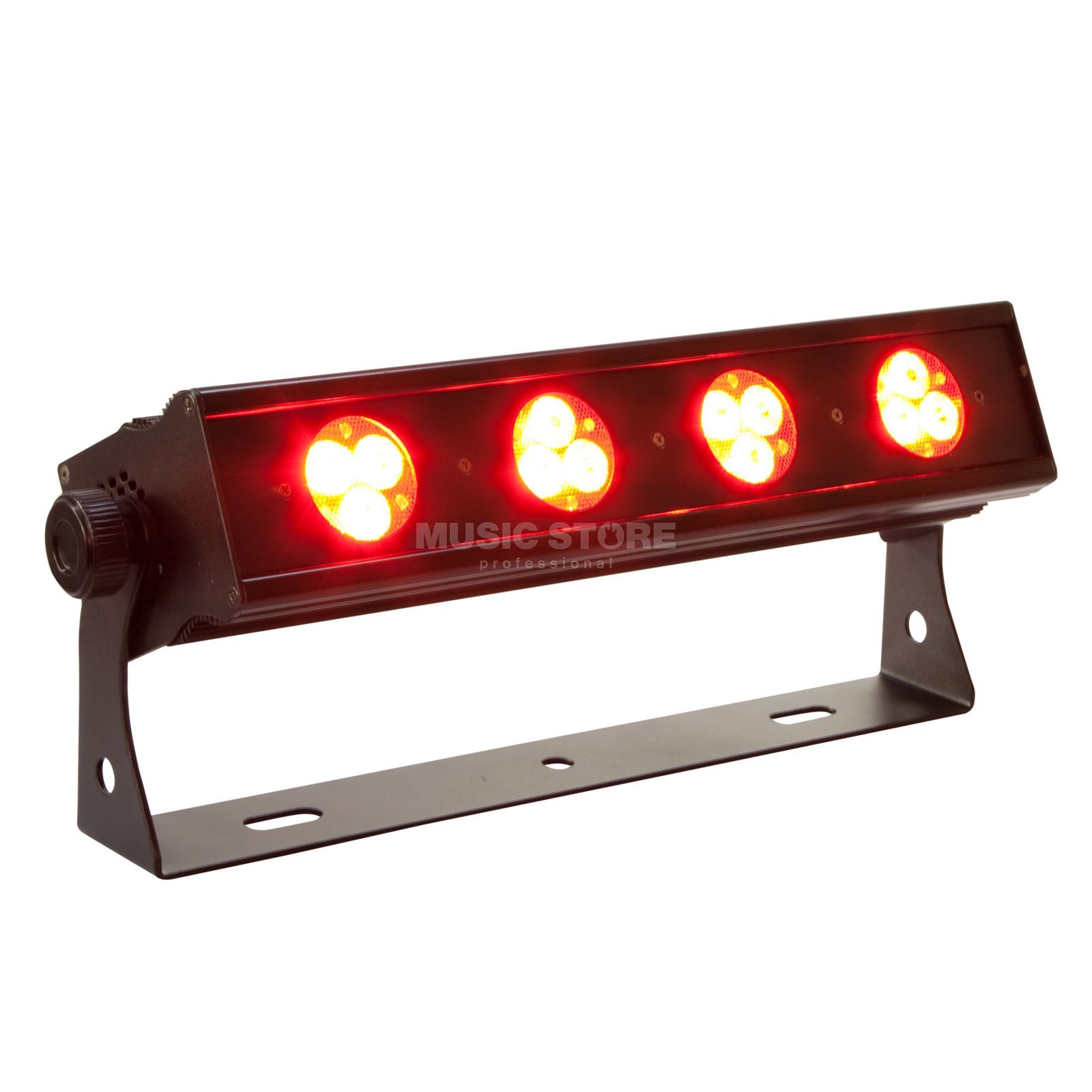lightmaXX Platinum BAR TRI-LED short 12x 3W TRI-LED, black Produktbild