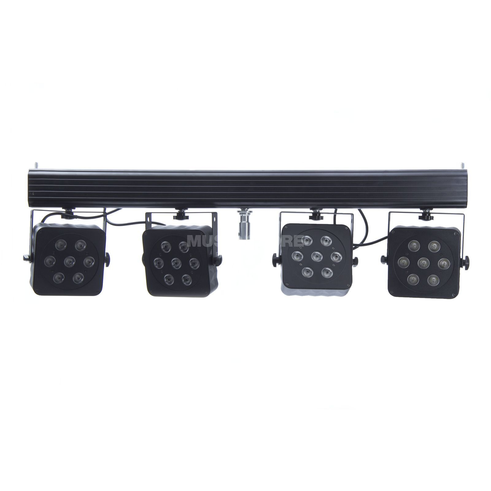 lightmaXX Platinum CLS-3 QUAD-LED incl. IR-Remote, 28x8W RGBW Produktbillede