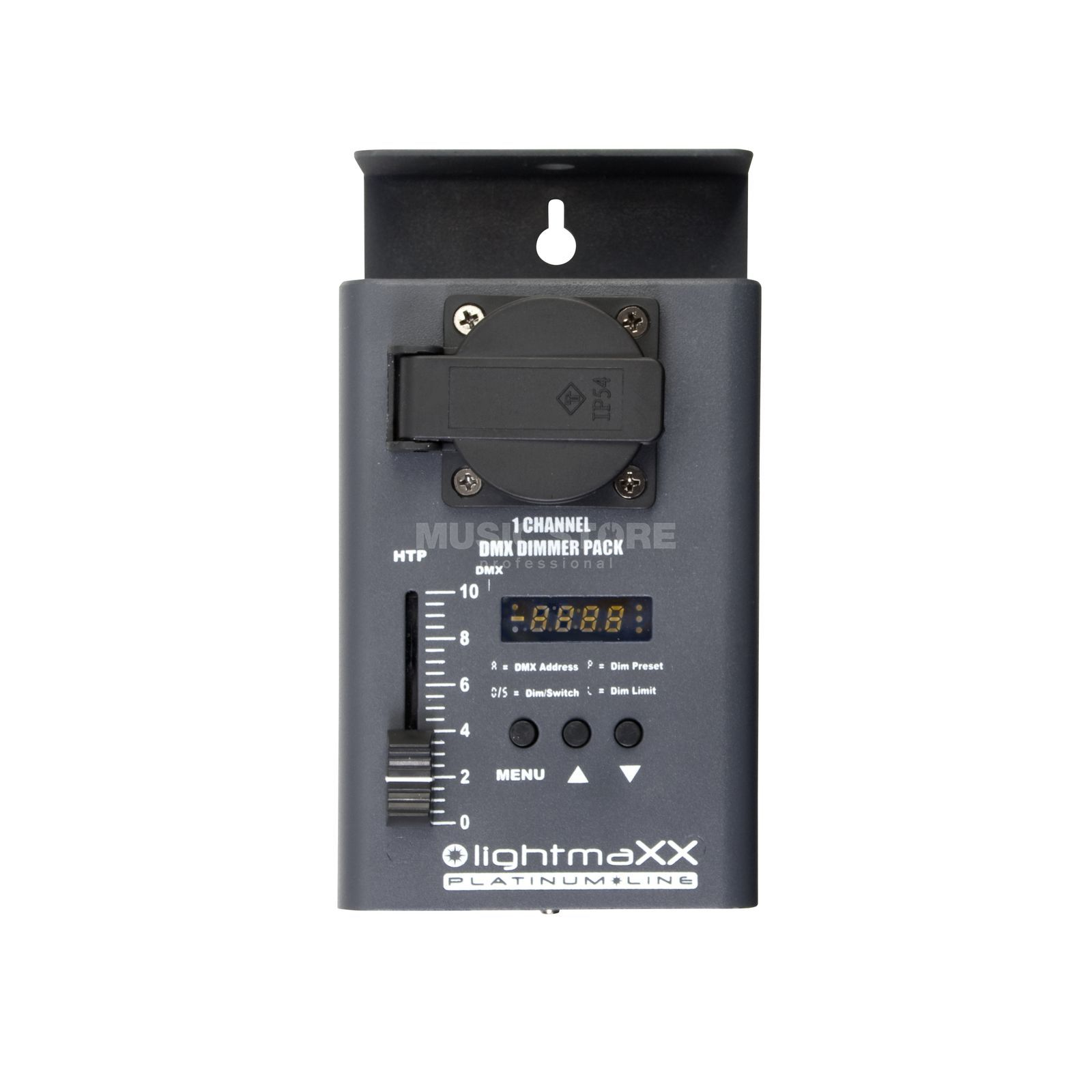 lightmaXX Platinum Line Single Dimmer 10A/Dim Fader Produktbild