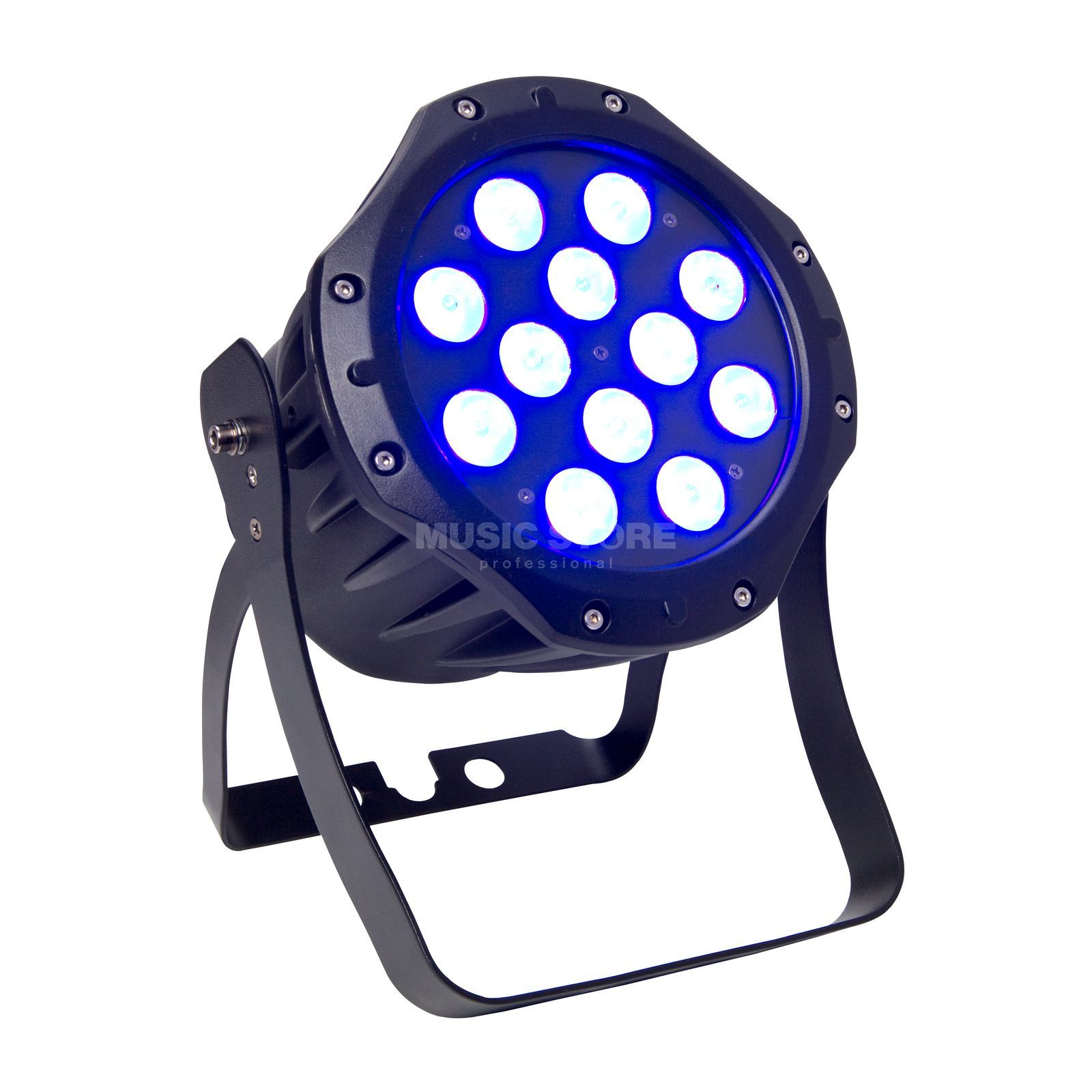lightmaXX Platinum Tour Spot ARC 12x 3 Watt TRI-LED, IP65 Produktbild