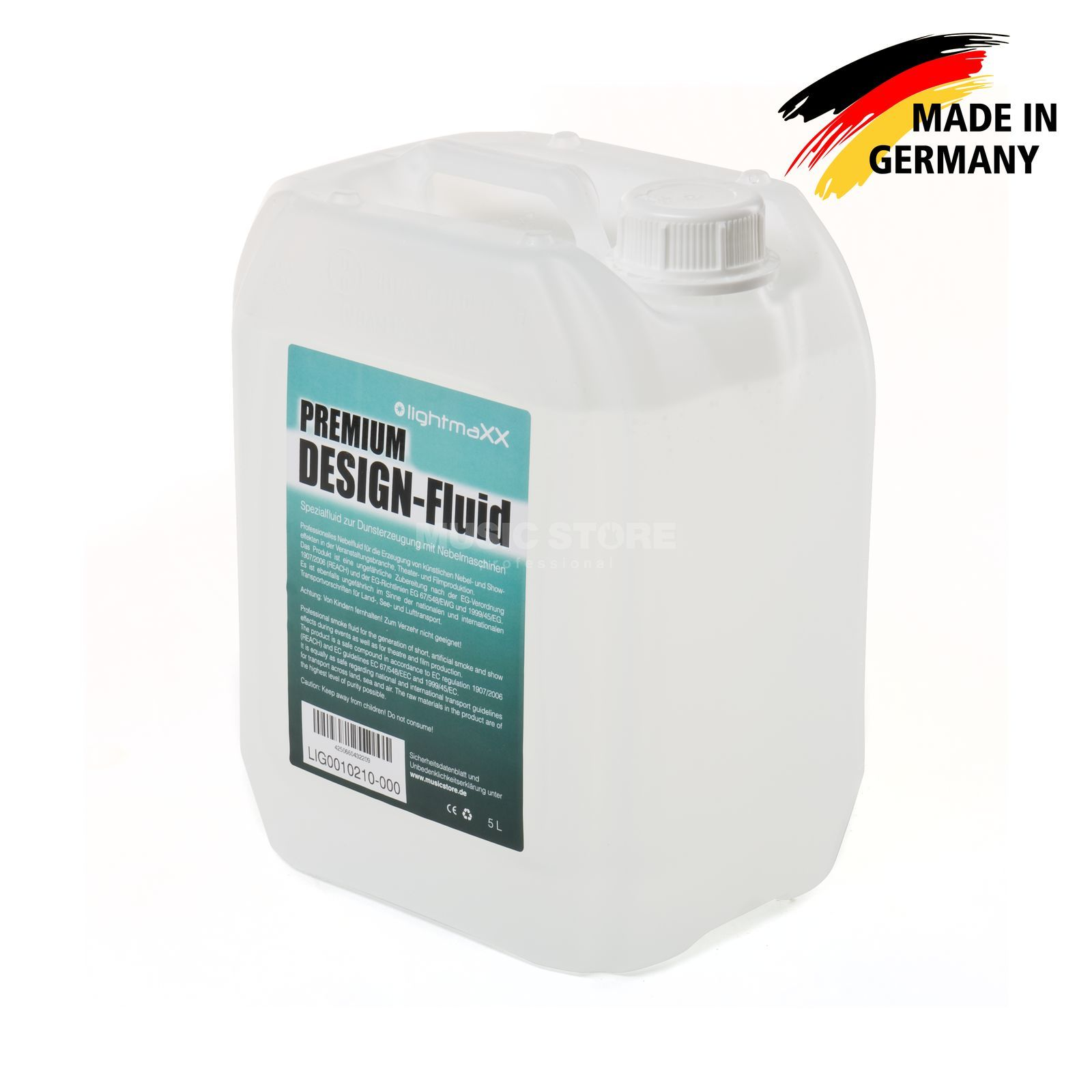 lightmaXX Premium Design Fluid Very Fine Fog, 5L Produktbillede