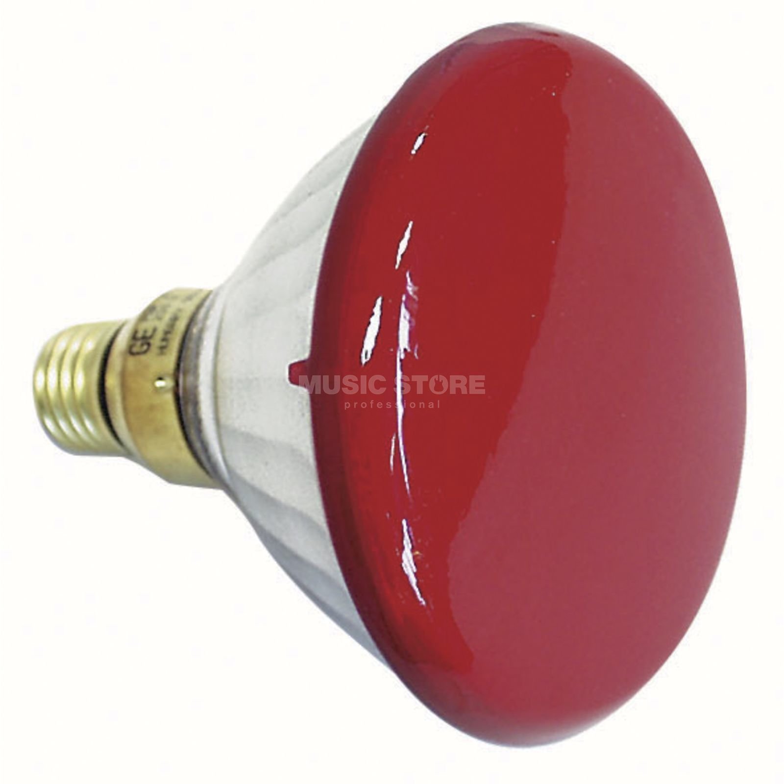 lightmaXX Reflector Lamp E27 Par 38/46 240V/80W Red Produktbillede