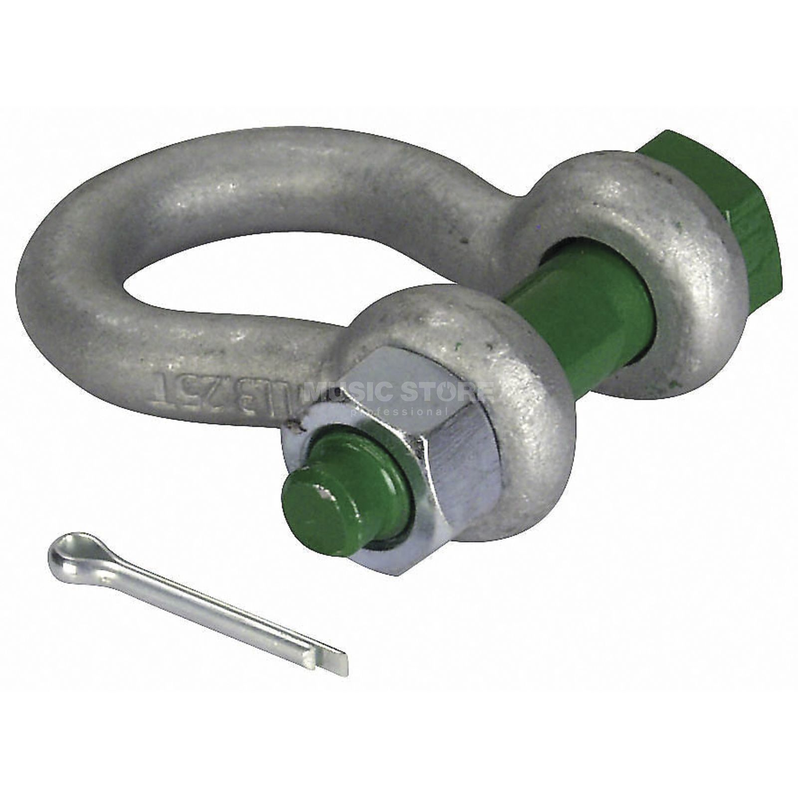 lightmaXX Safety Shackle incl. Nut & Pin, Max 3.25 t Product Image