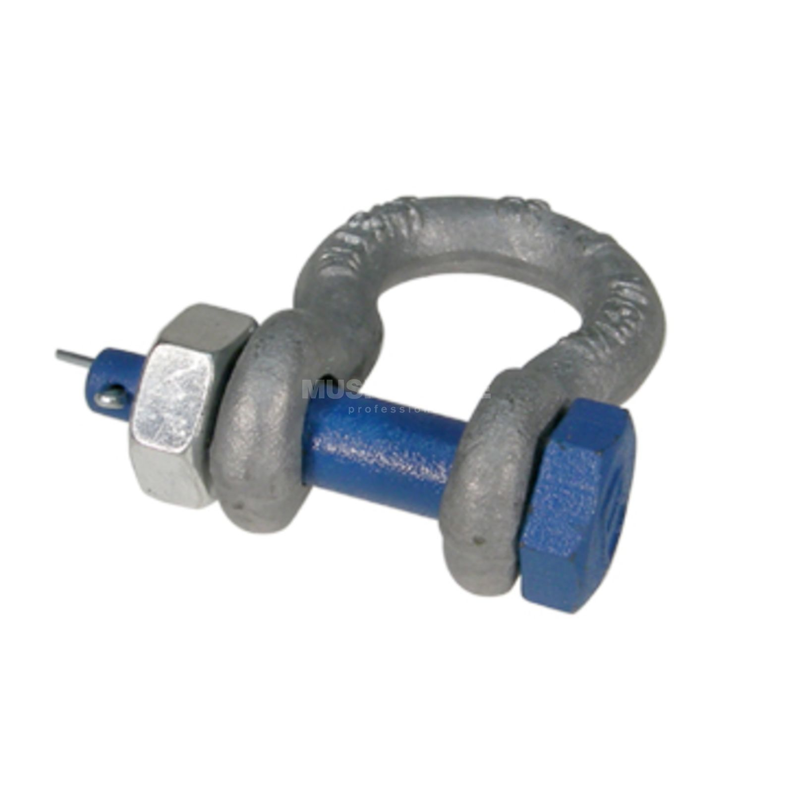 lightmaXX Safety Shackle with nut & cotter pin, BGVC1 Product Image