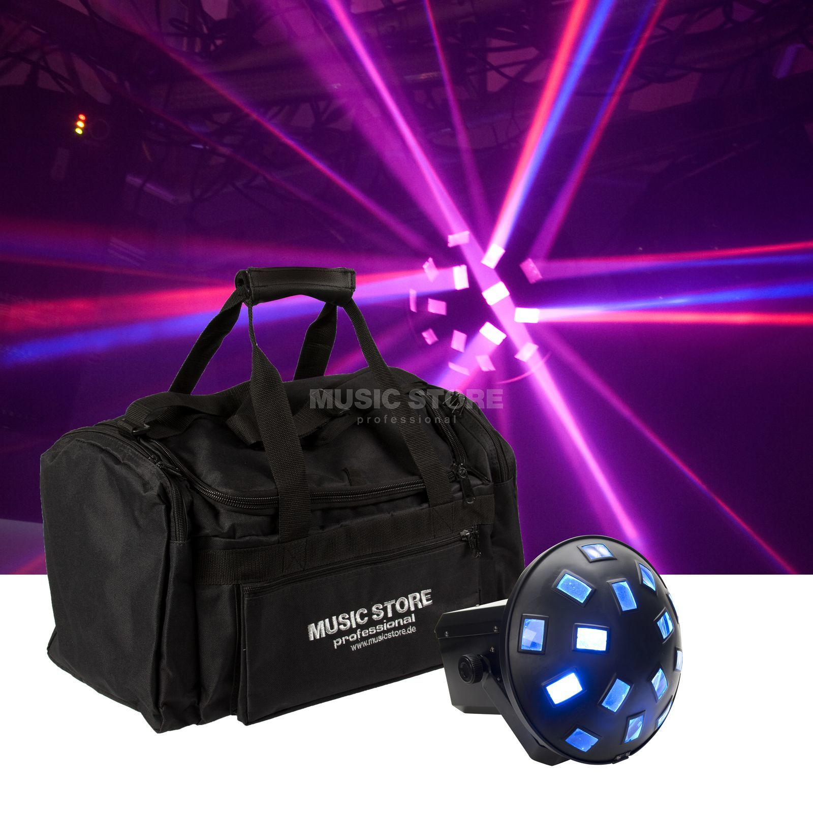 lightmaXX Small Mushroom LED + Bag - Set Produktbild