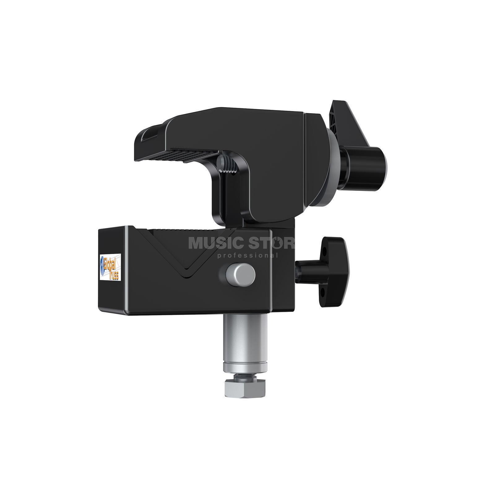 lightmaXX Super Clamp 50mm with adapter plate and pin M8 Изображение товара