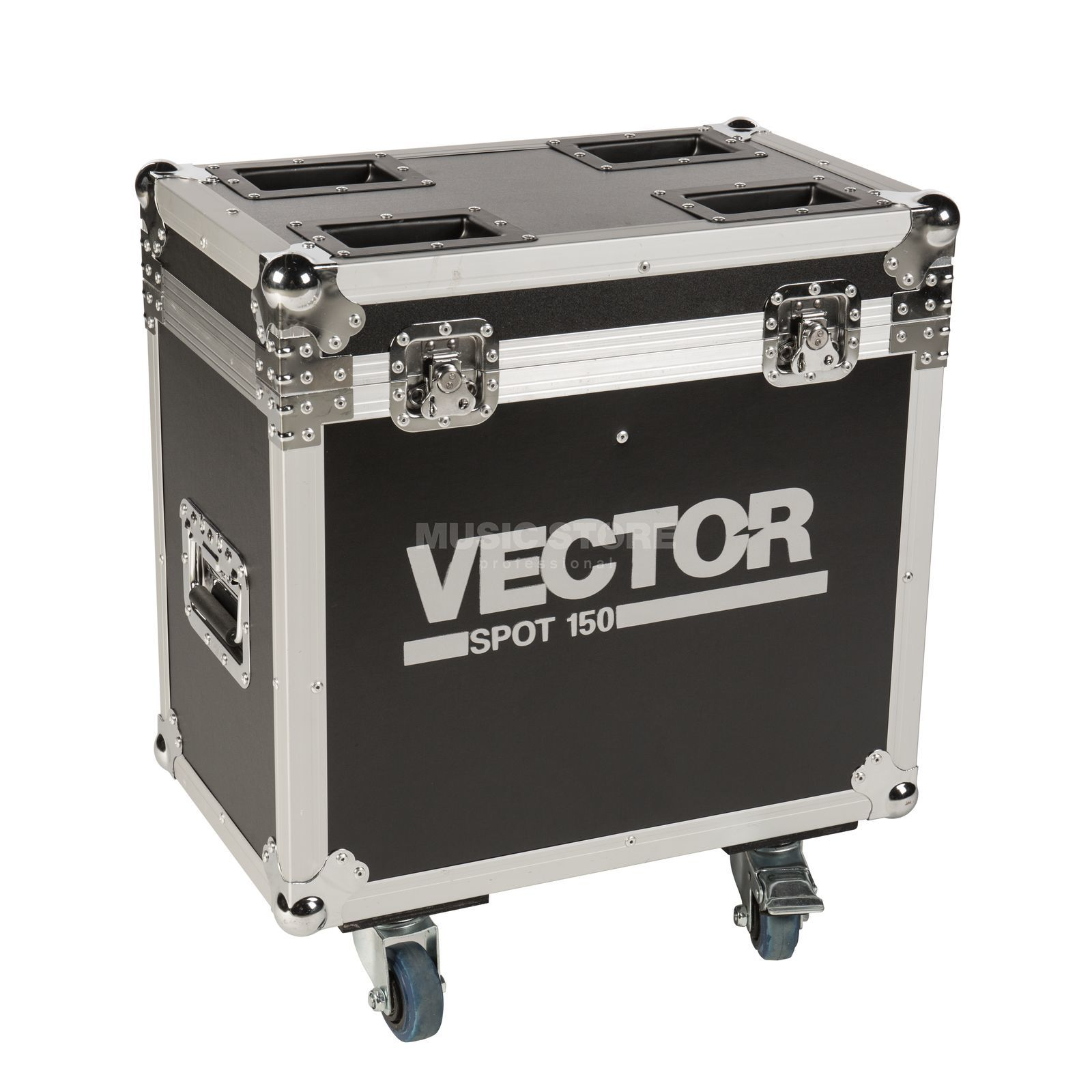 lightmaXX TOUR CASE - 2x VECTOR SPOT 150 Product Image
