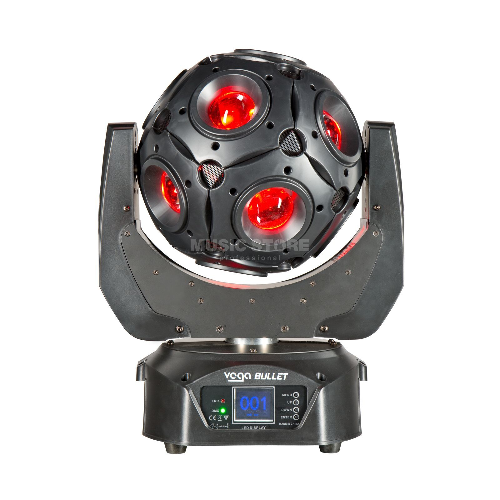 lightmaXX VEGA BULLET 12x10W RGBW CREE LED Product Image
