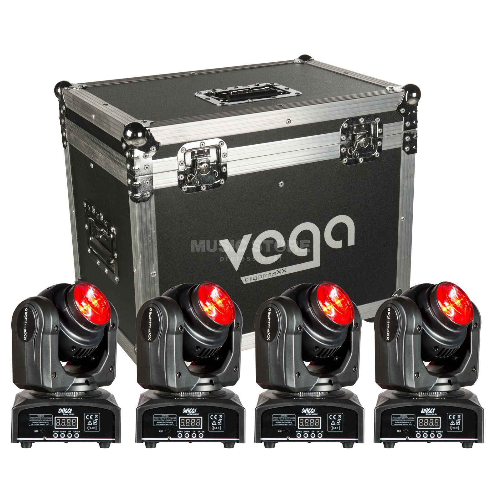 LightmaXX Vega Shiggy Beam Tour - Set Product Image