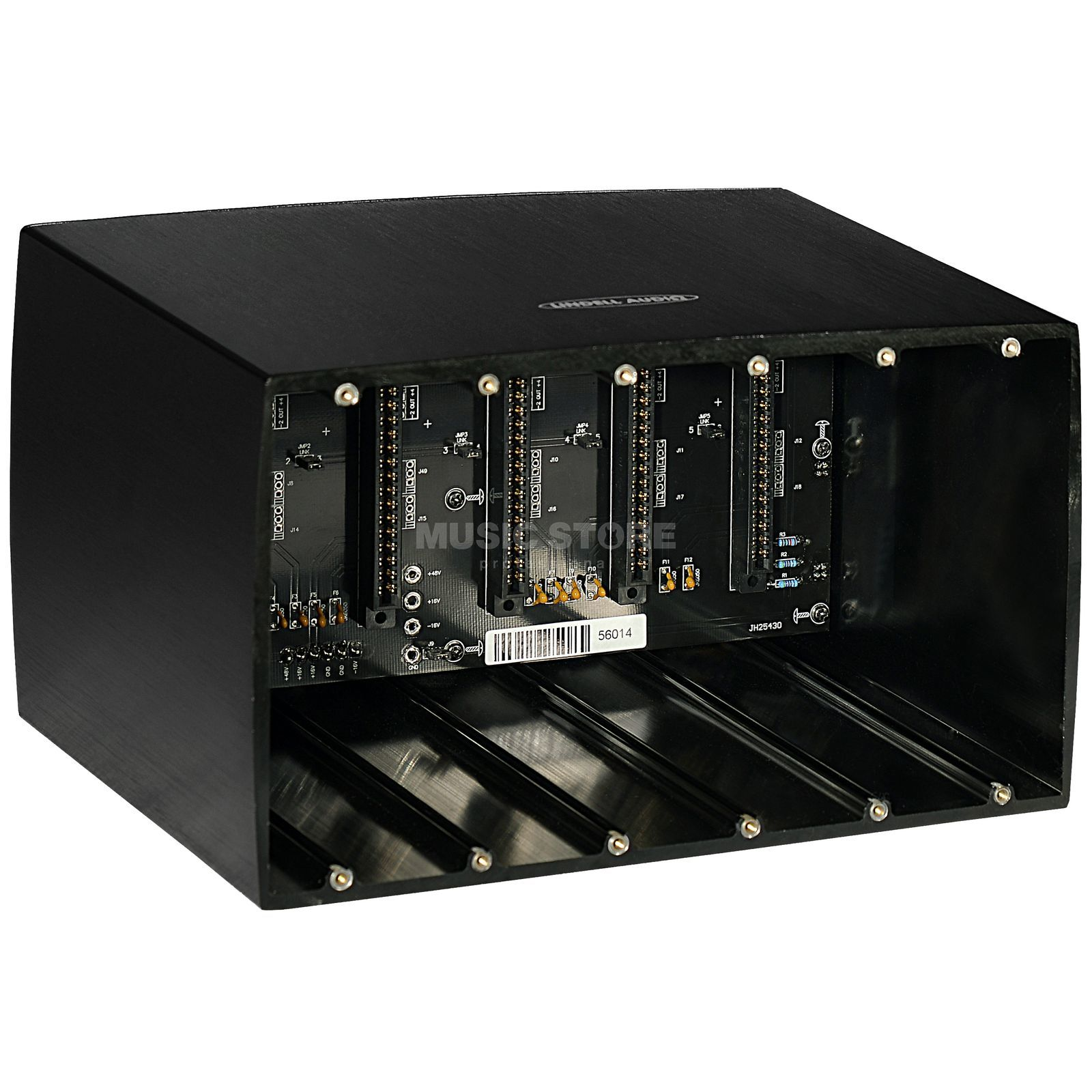 Lindell Audio 506 Power 6-Slot 500 Series Power Supply Produktbillede