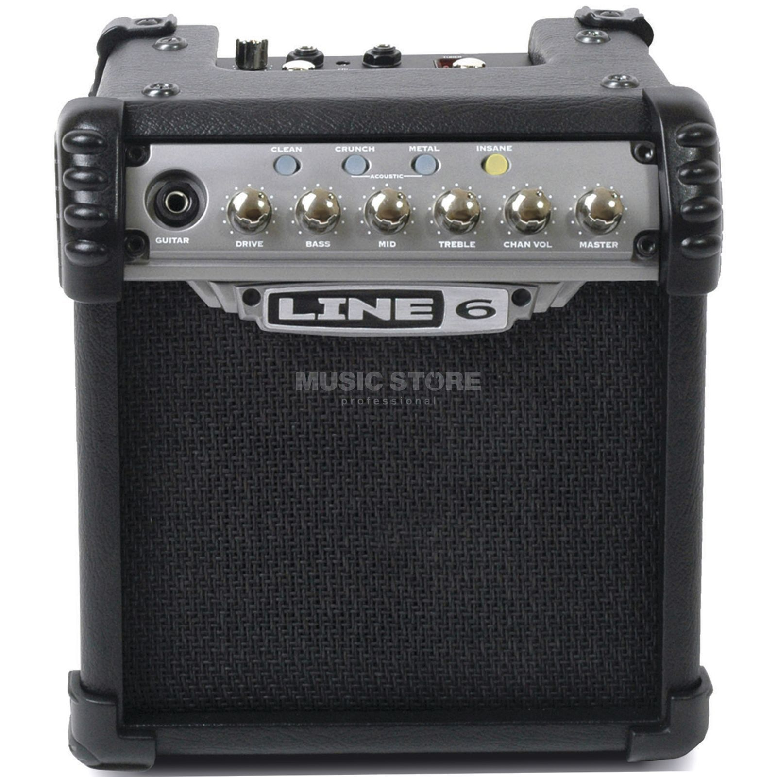 Line 6 Micro Spider Portable Guitar A mp Combo   Produktbillede