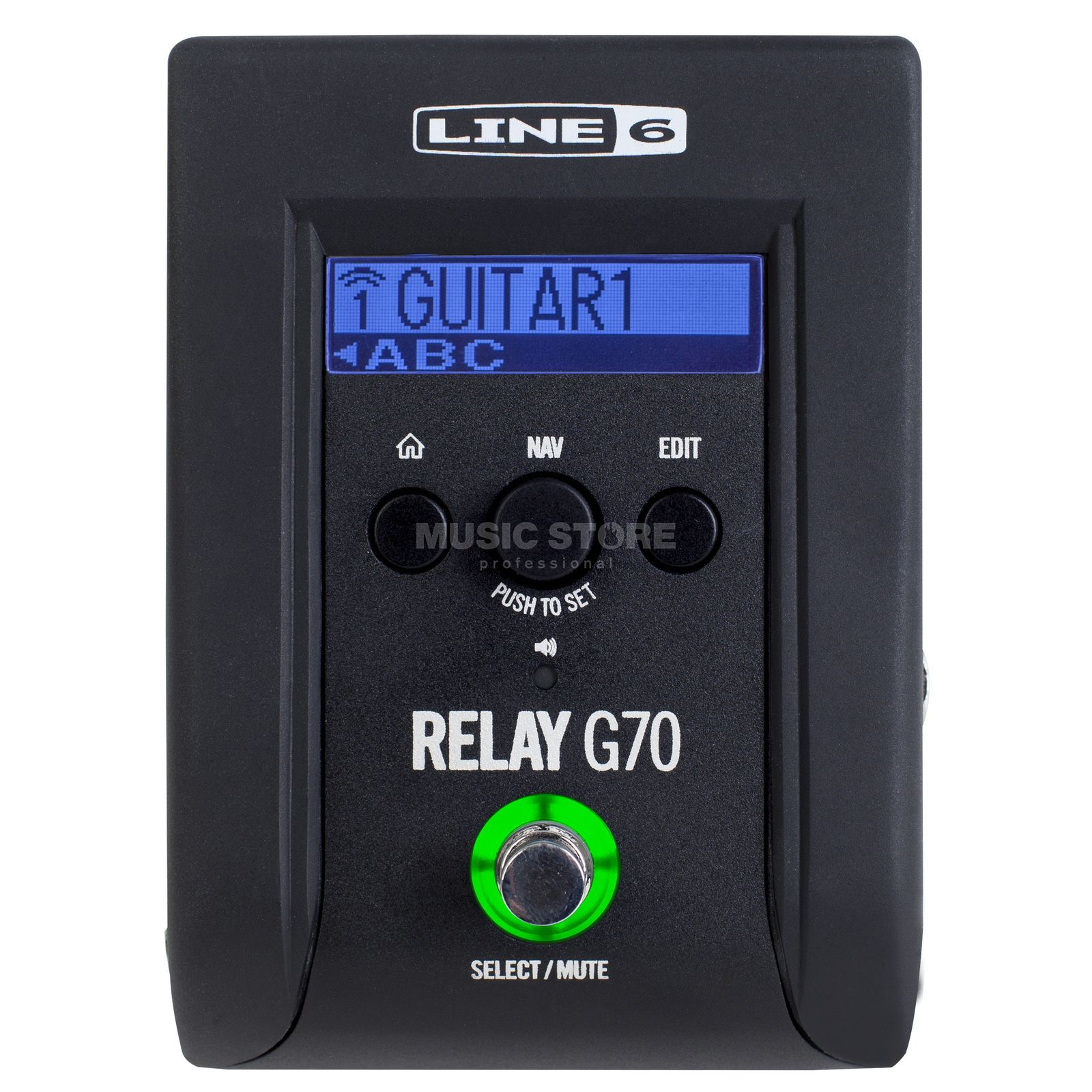 Line 6 Relay G70 Wireless System f.Gitarre/Bass Produktbillede
