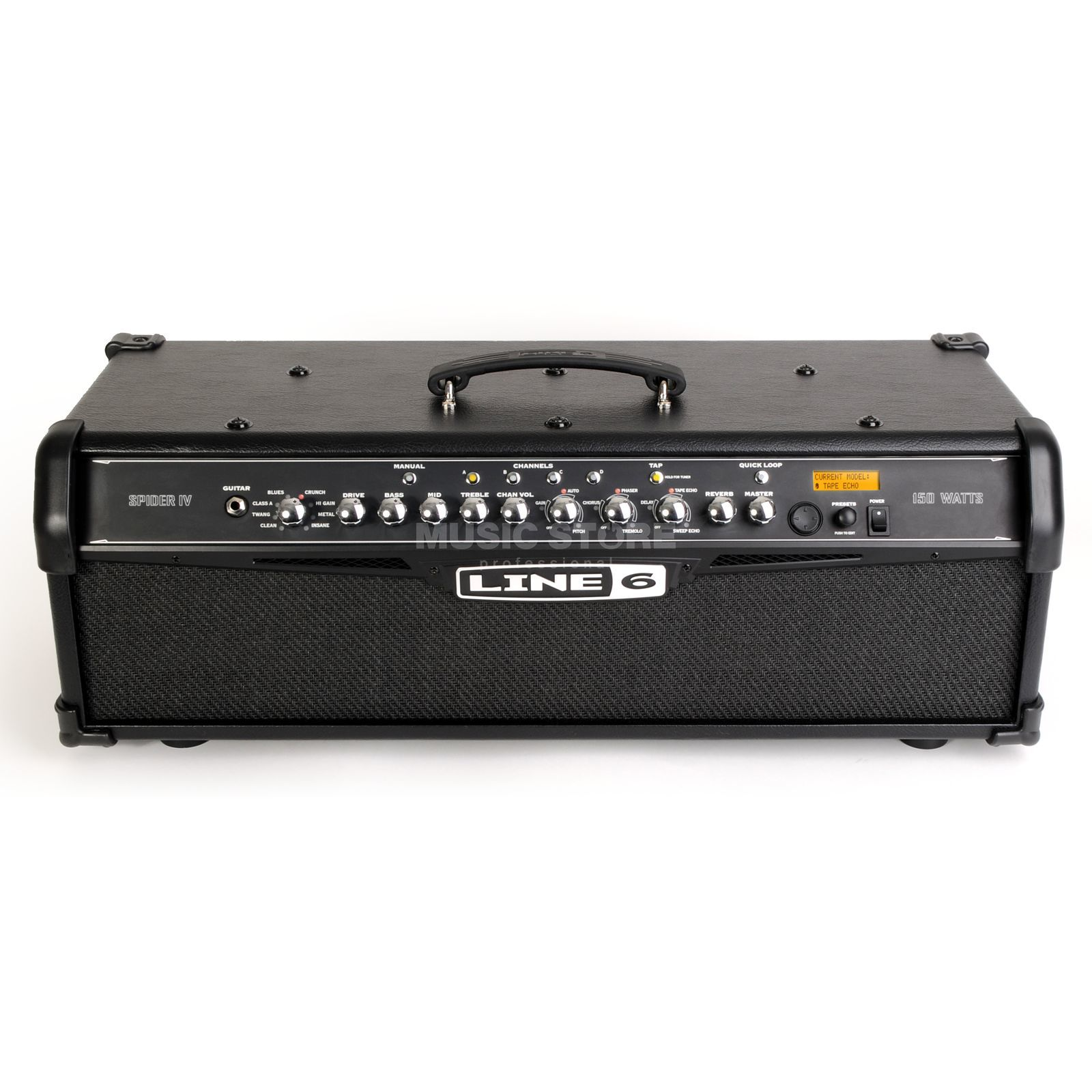 Line 6 Spider IV HD 150 Head Produktbild