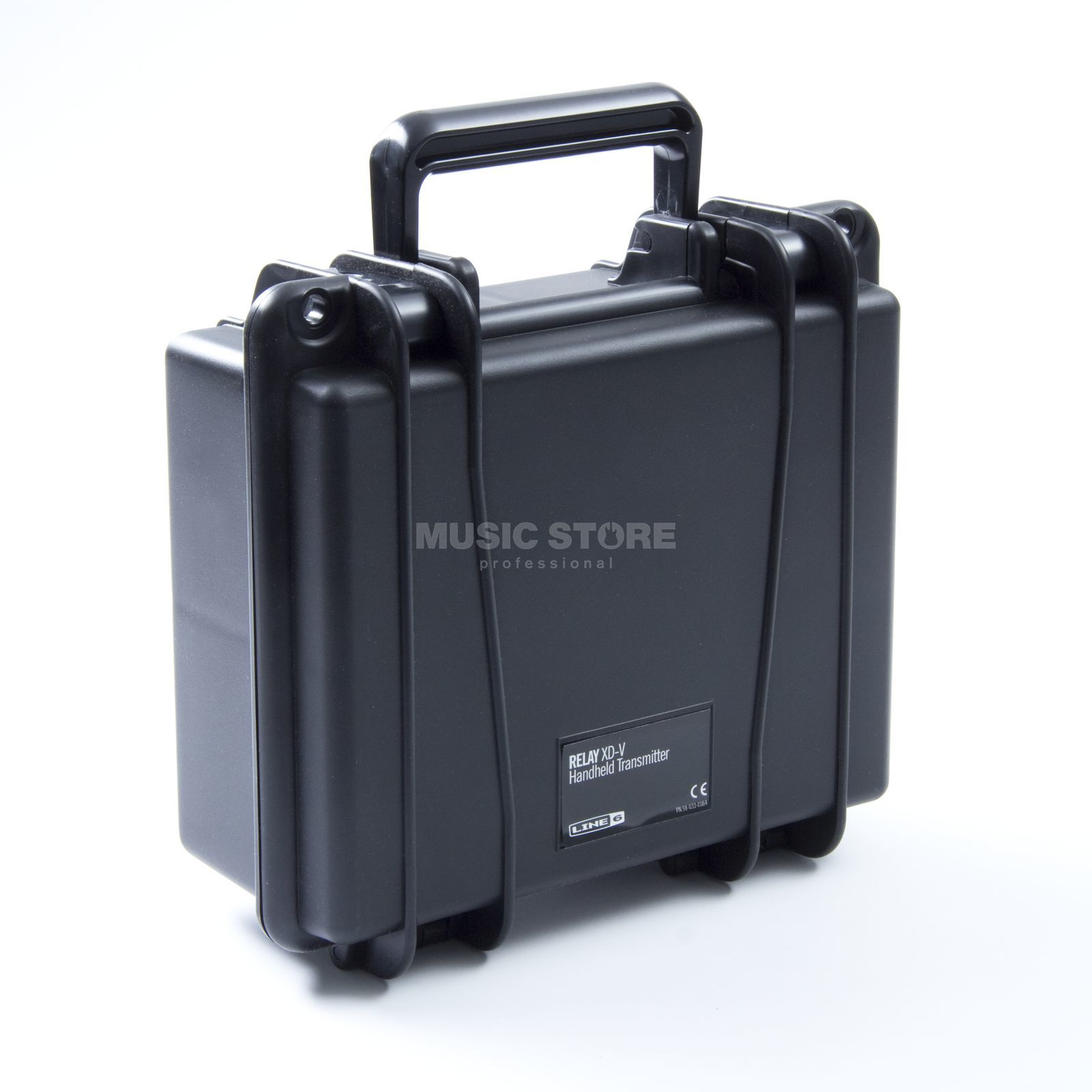 Line 6 XD-V Road Ready Carry Case Transport Case for XD Series Immagine prodotto