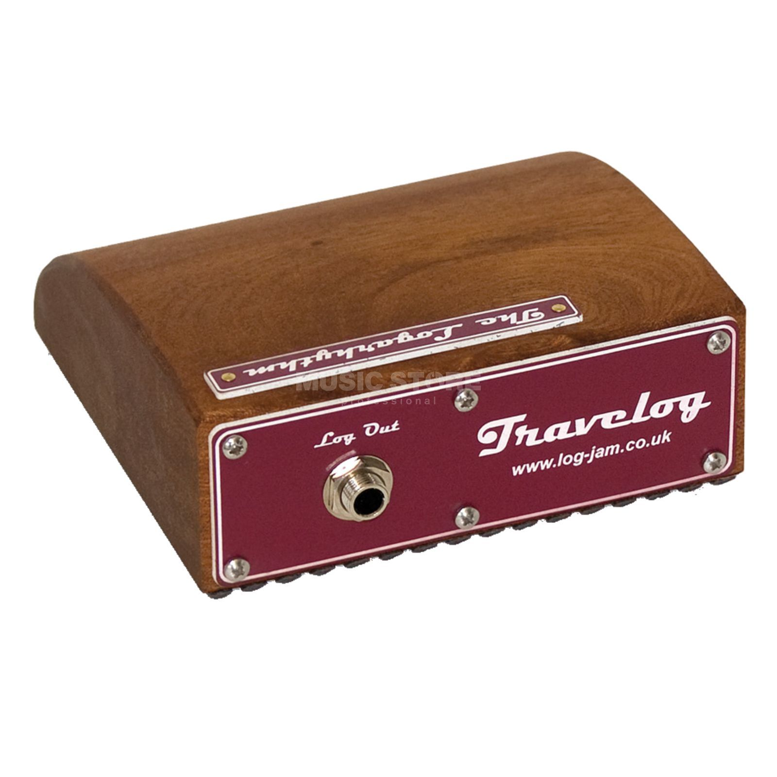 Logjam Travelog Stomp Box Produktbillede