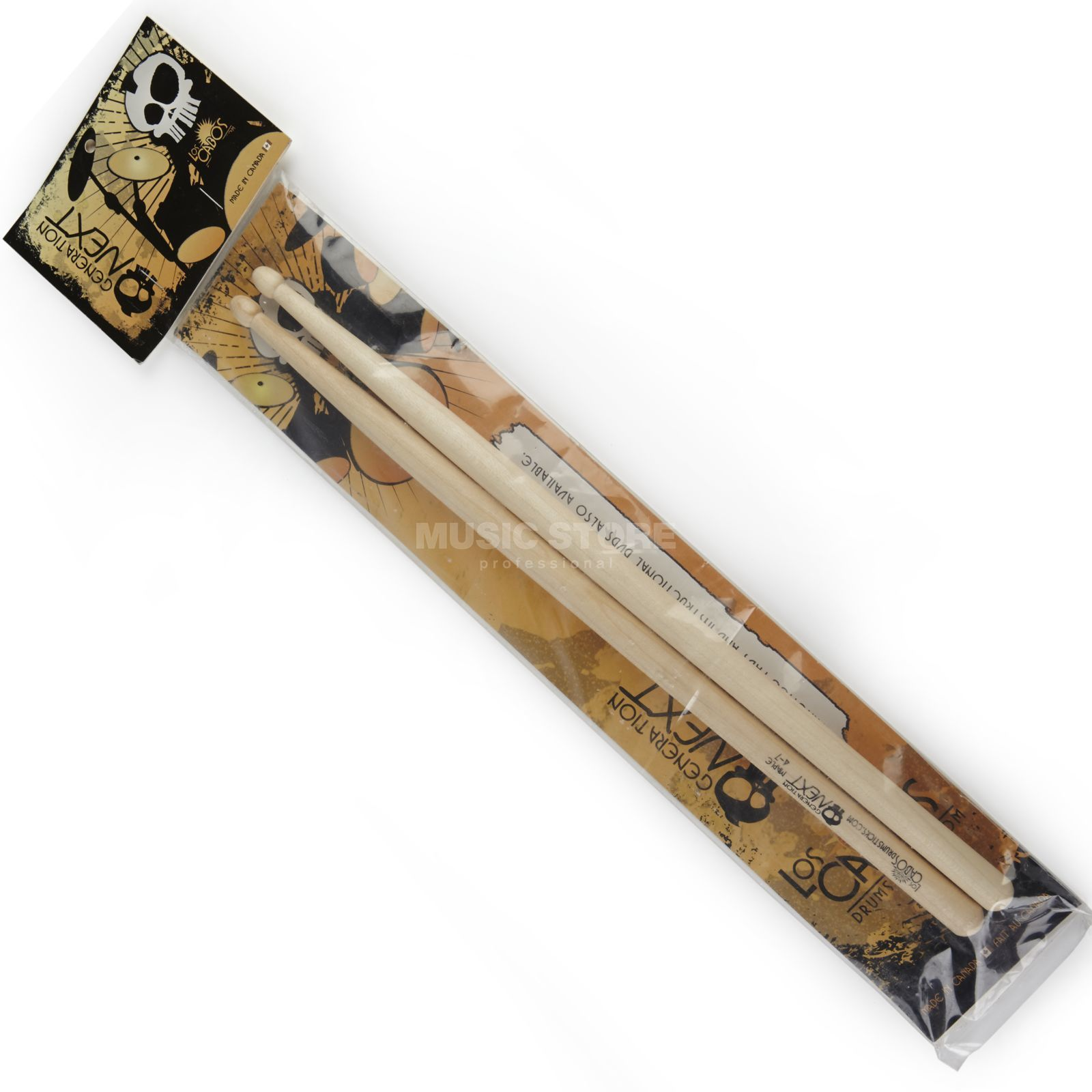 Los Cabos Kids 4 - 7 Maple Sticks Wood Tip Produktbillede