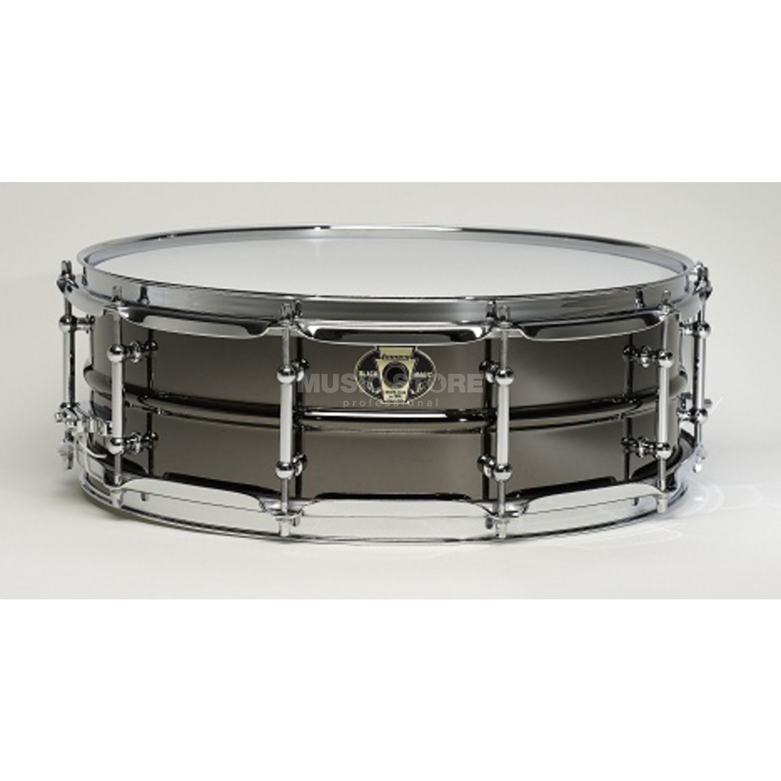 "Ludwig Black Magic Snare LW0515, 15""x5"" Produktbillede"