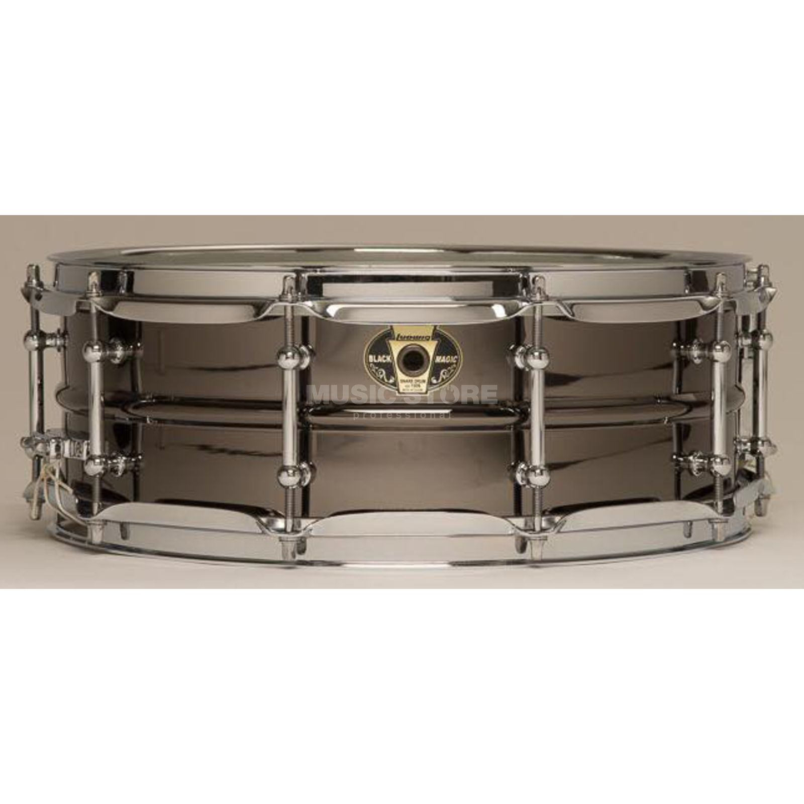 "Ludwig Black Magic Snare LW5514C, 14""x5,5"" Chrome Produktbillede"