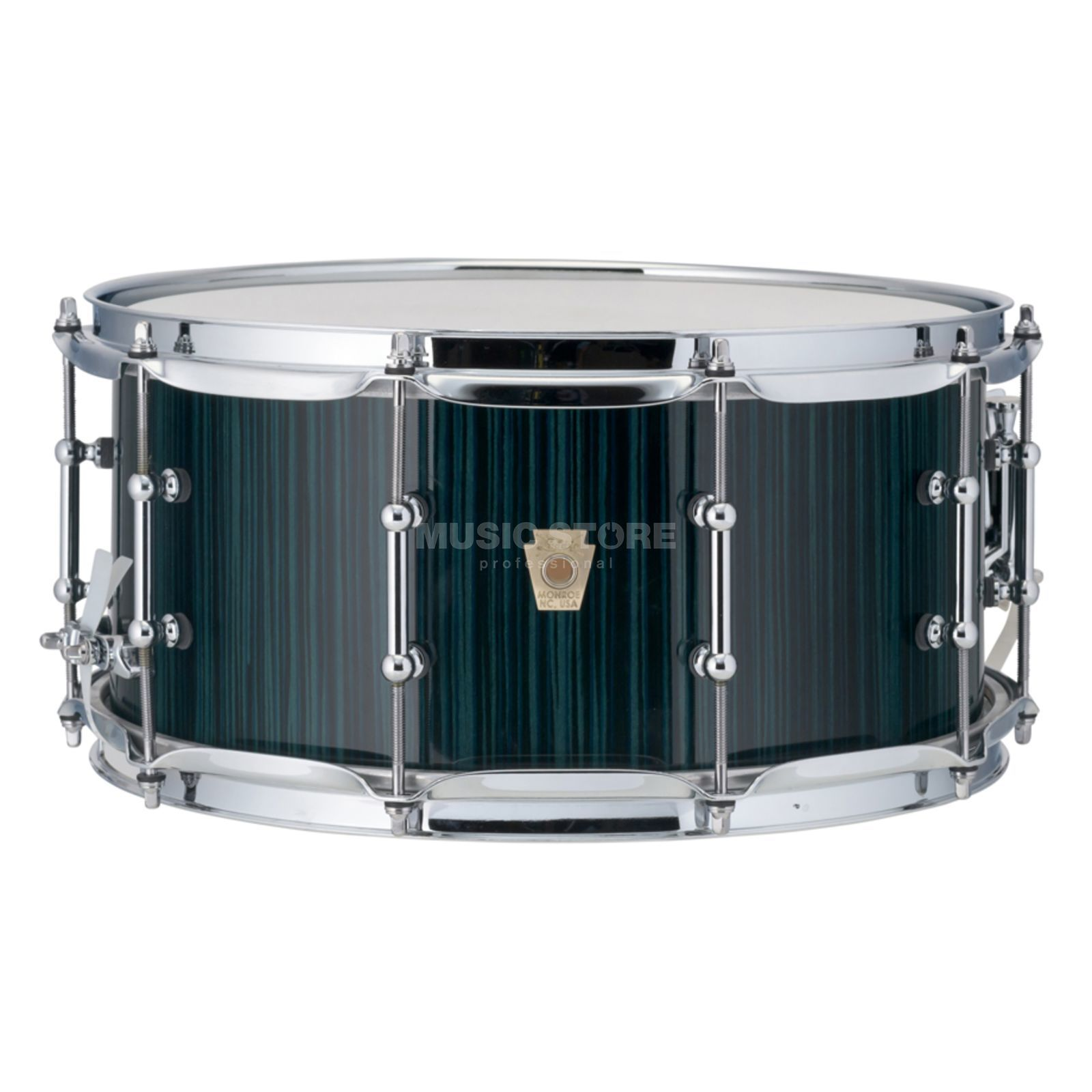 "Ludwig Classic Maple Electrostatic Snare 14""x6,5"", Green Produktbillede"