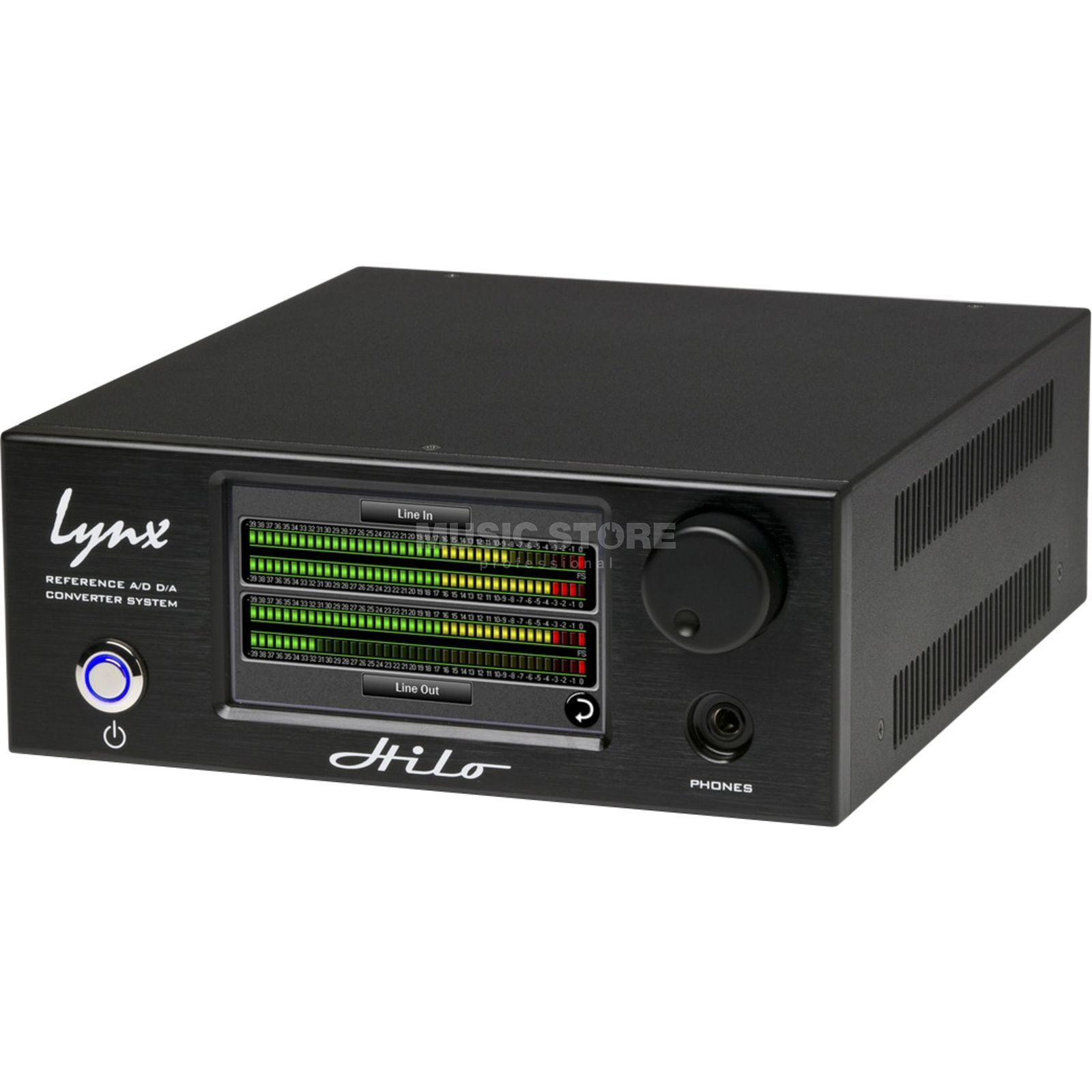 Lynx Studio Technology Hilo USB black  Produktbillede