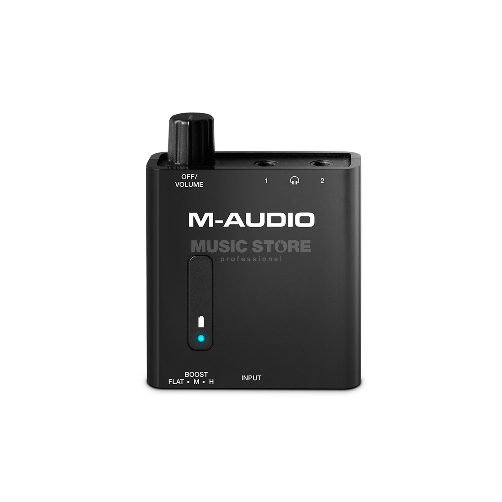 M-Audio Bass Traveler Produktbillede