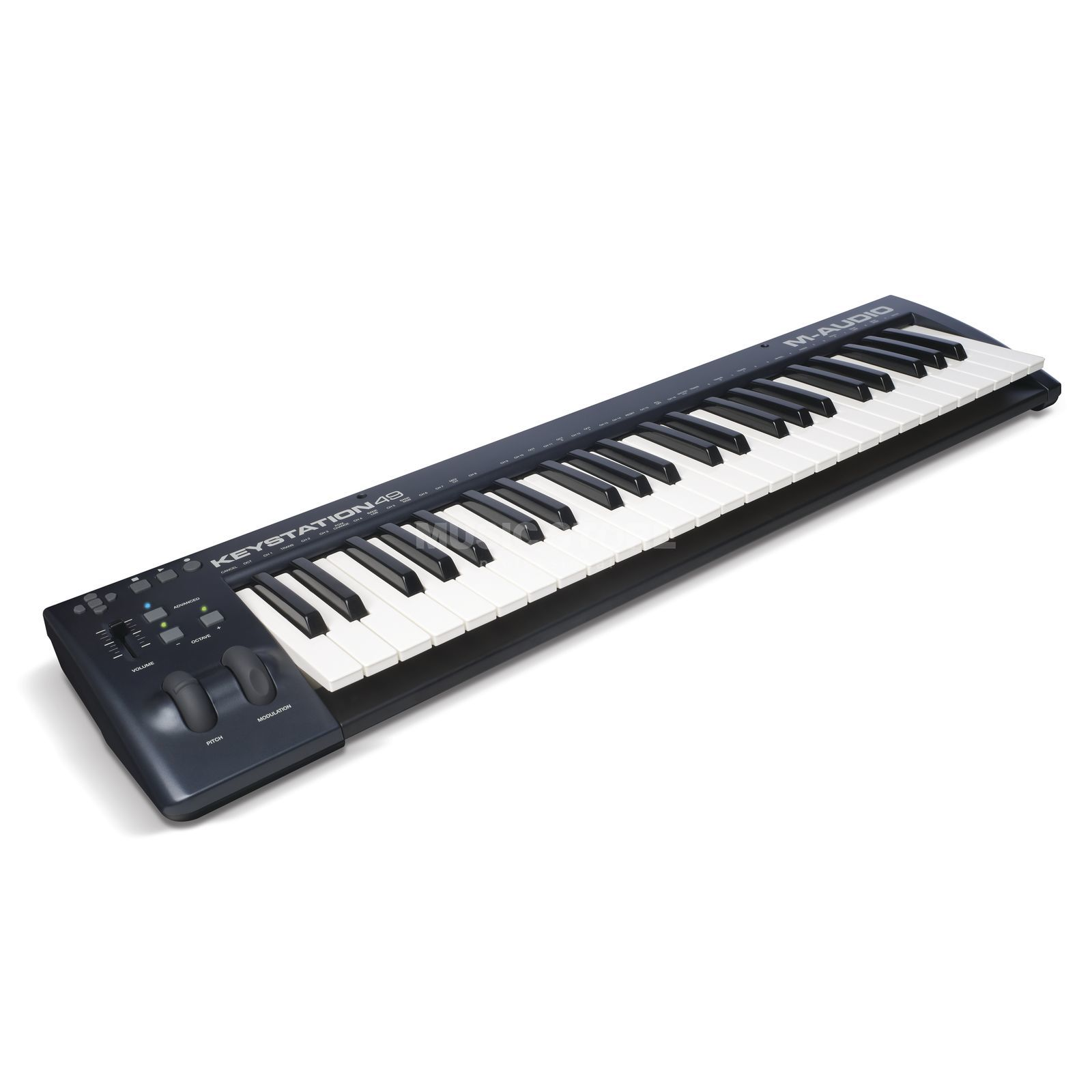 M-Audio Keystation 49 Mk2 B-Stock USB Masterkeyboard Produktbillede