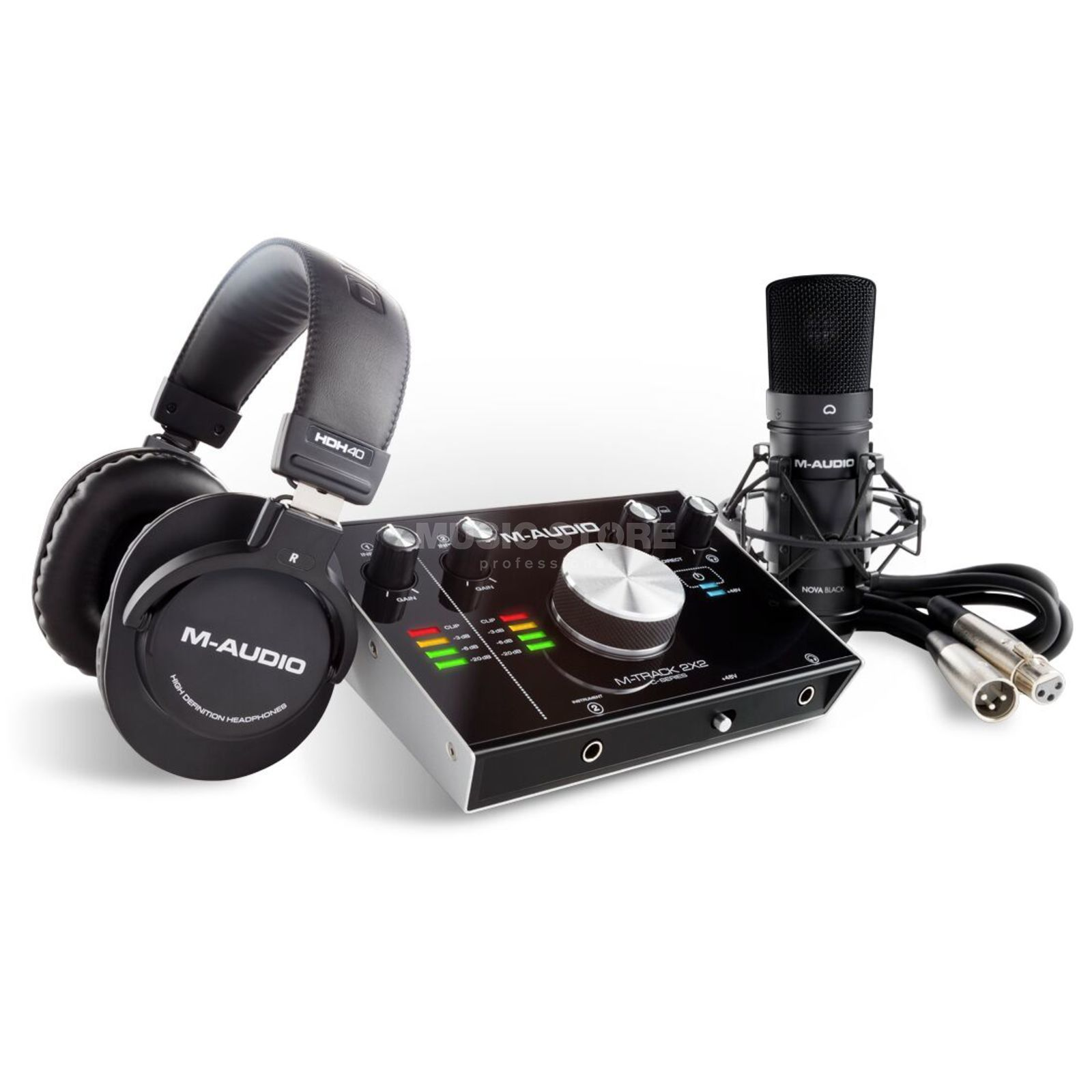 M-Audio M-Track 2x2 Vocal Studio Pro Product Image