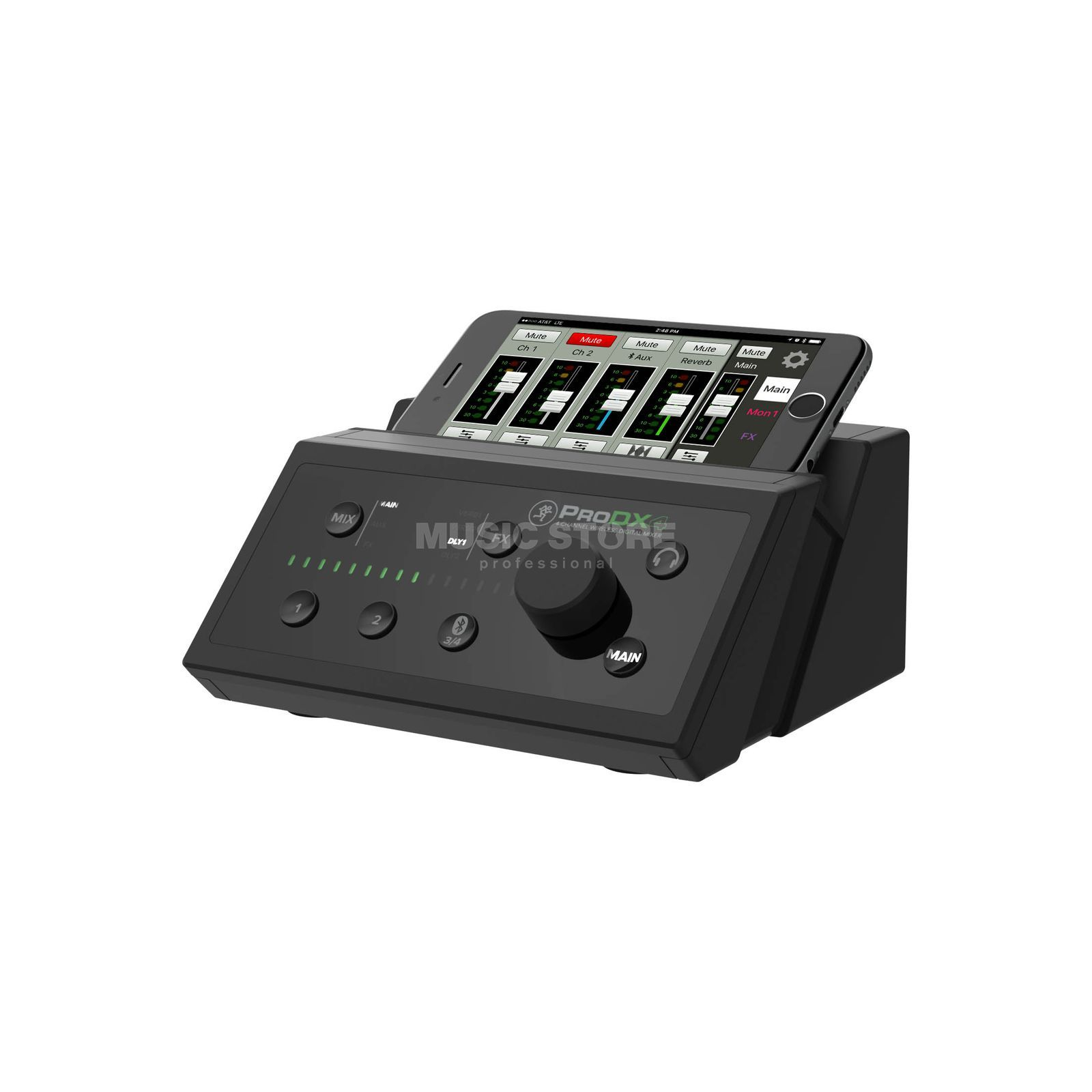 Mackie ProDX4 Wireless Digital Mixer Produktbild
