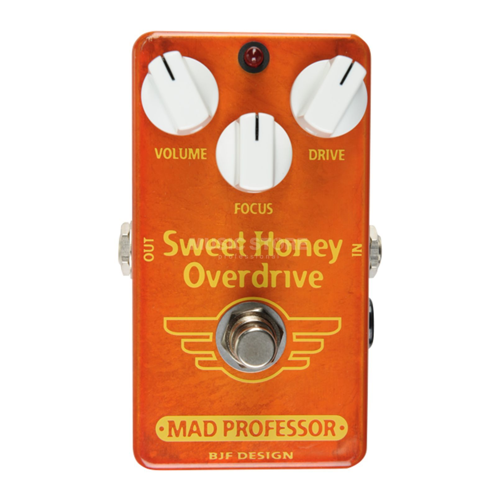 Mad Professor Sweet Honey Overdrive Factory Made Produktbild
