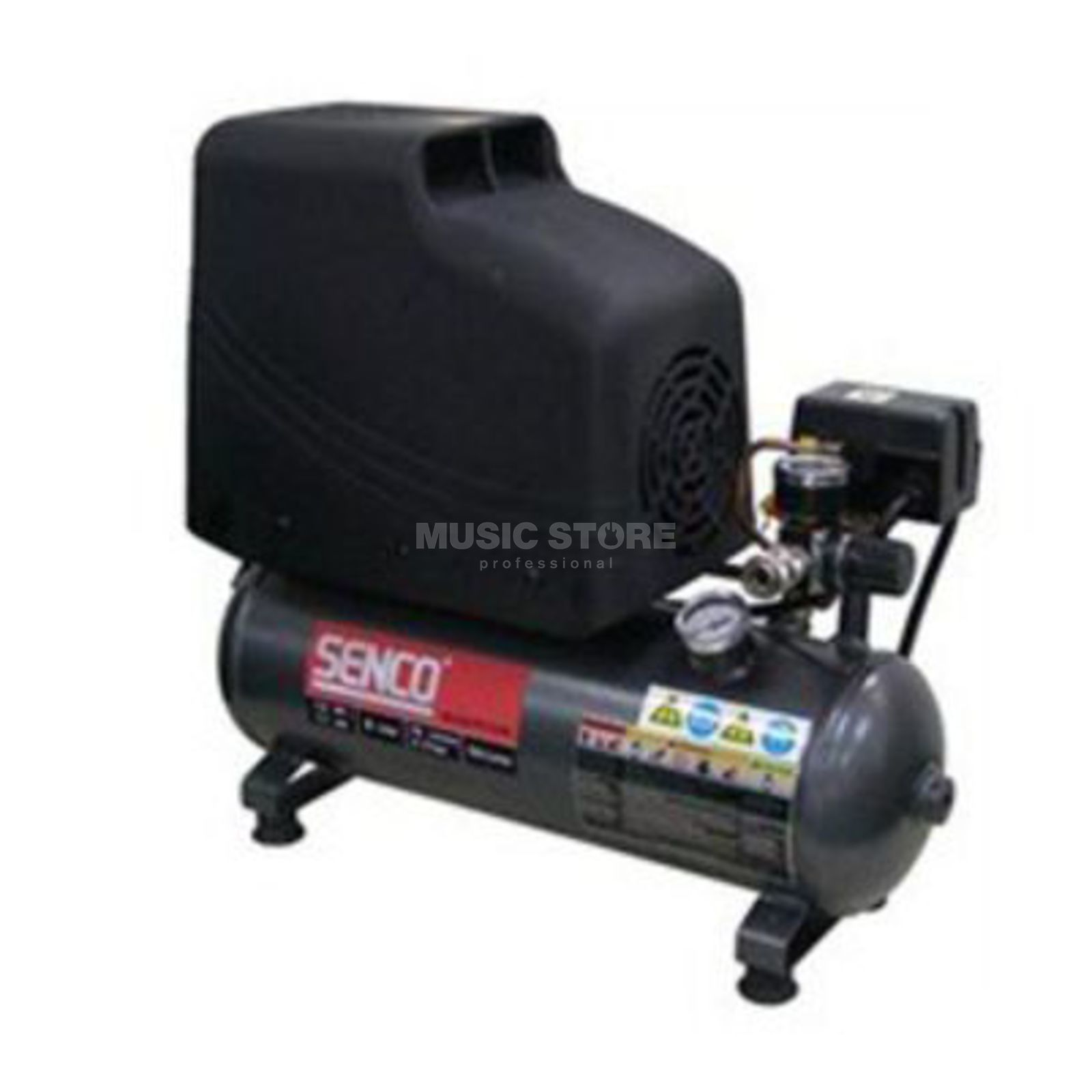 MagicFX Air Compressor 6L / 8bar Produktbillede
