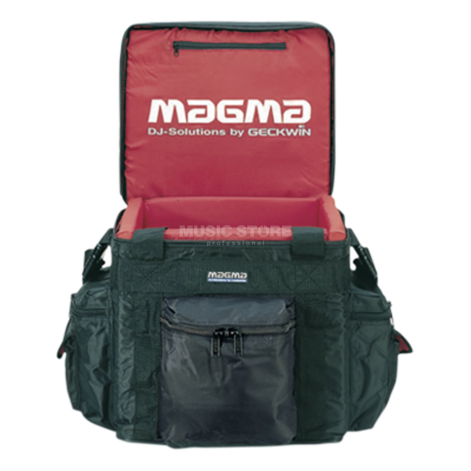 Magma LP Bag 100 Pro black/red Produktbillede