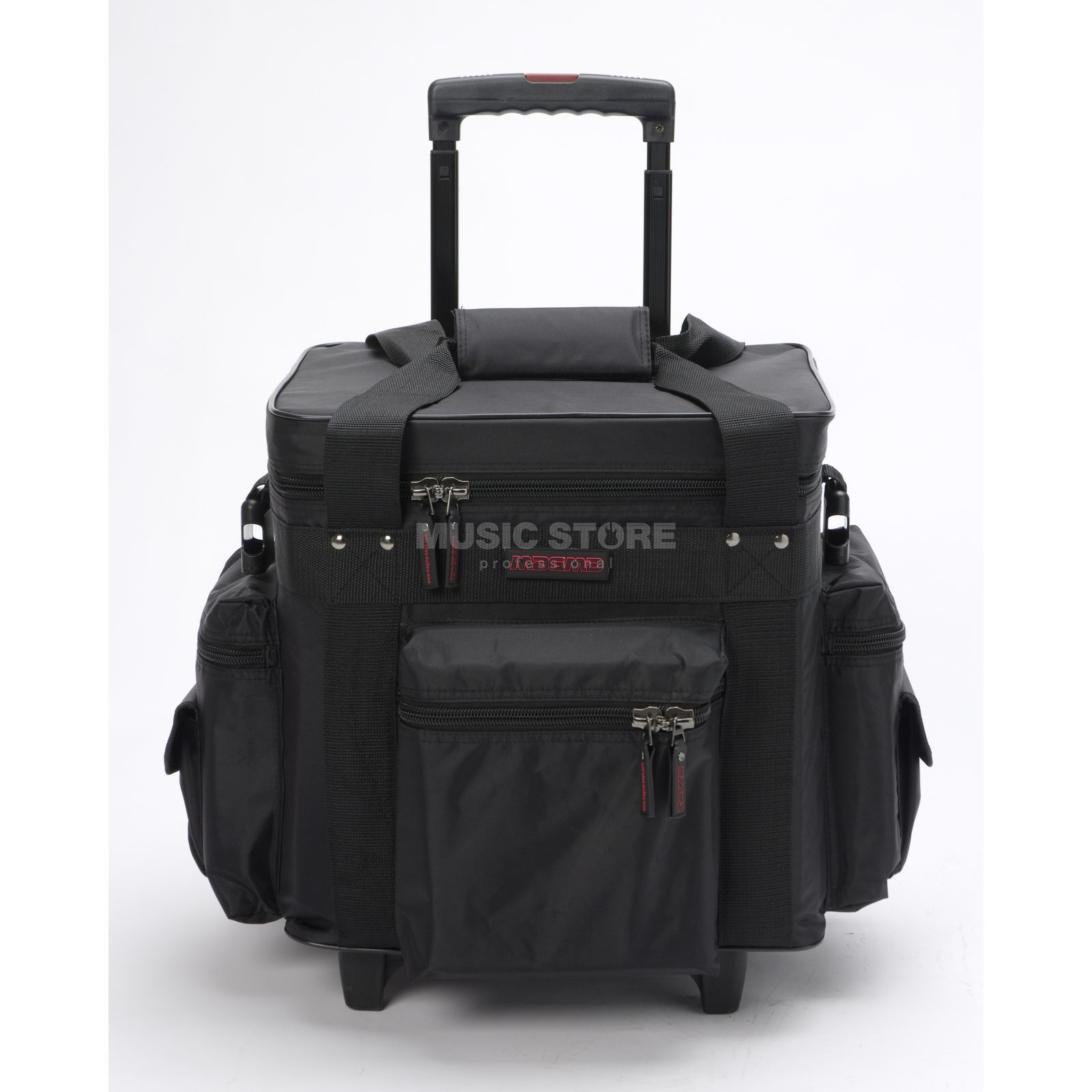 Magma LP-Bag 100 Trolley zwart/zwart  Productafbeelding