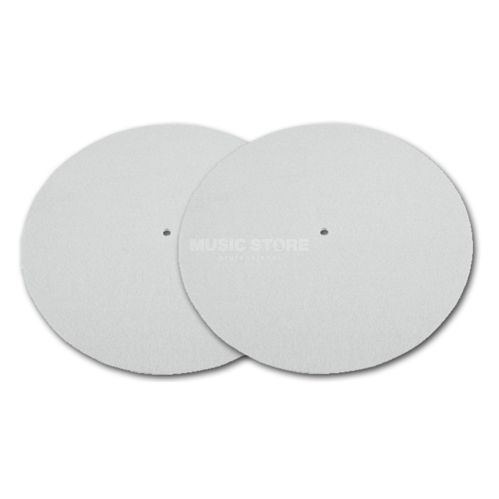 Magma LP-Slipmat Blanco white Product Image