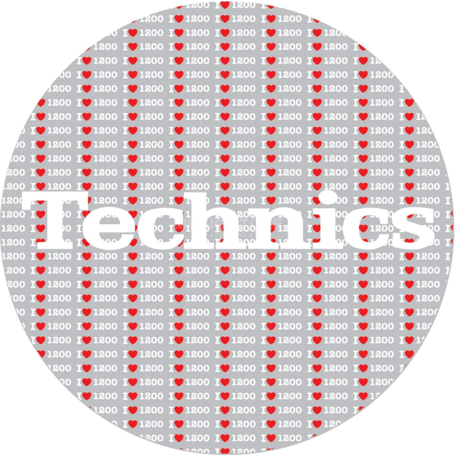 Magma Technics Slipmats 1200 Love  Изображение товара