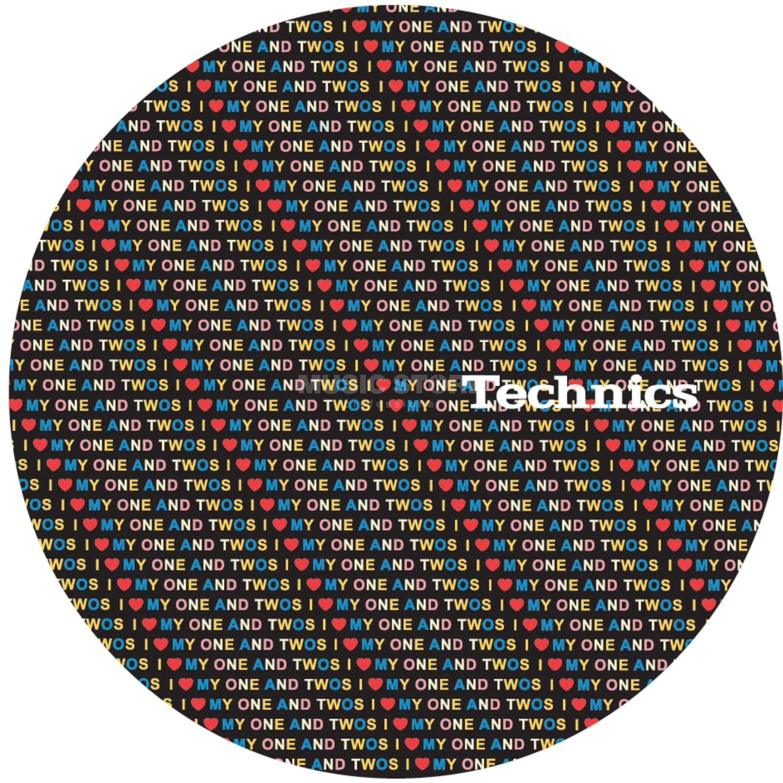 Magma Technics Slipmats One & Two Love Produktbillede