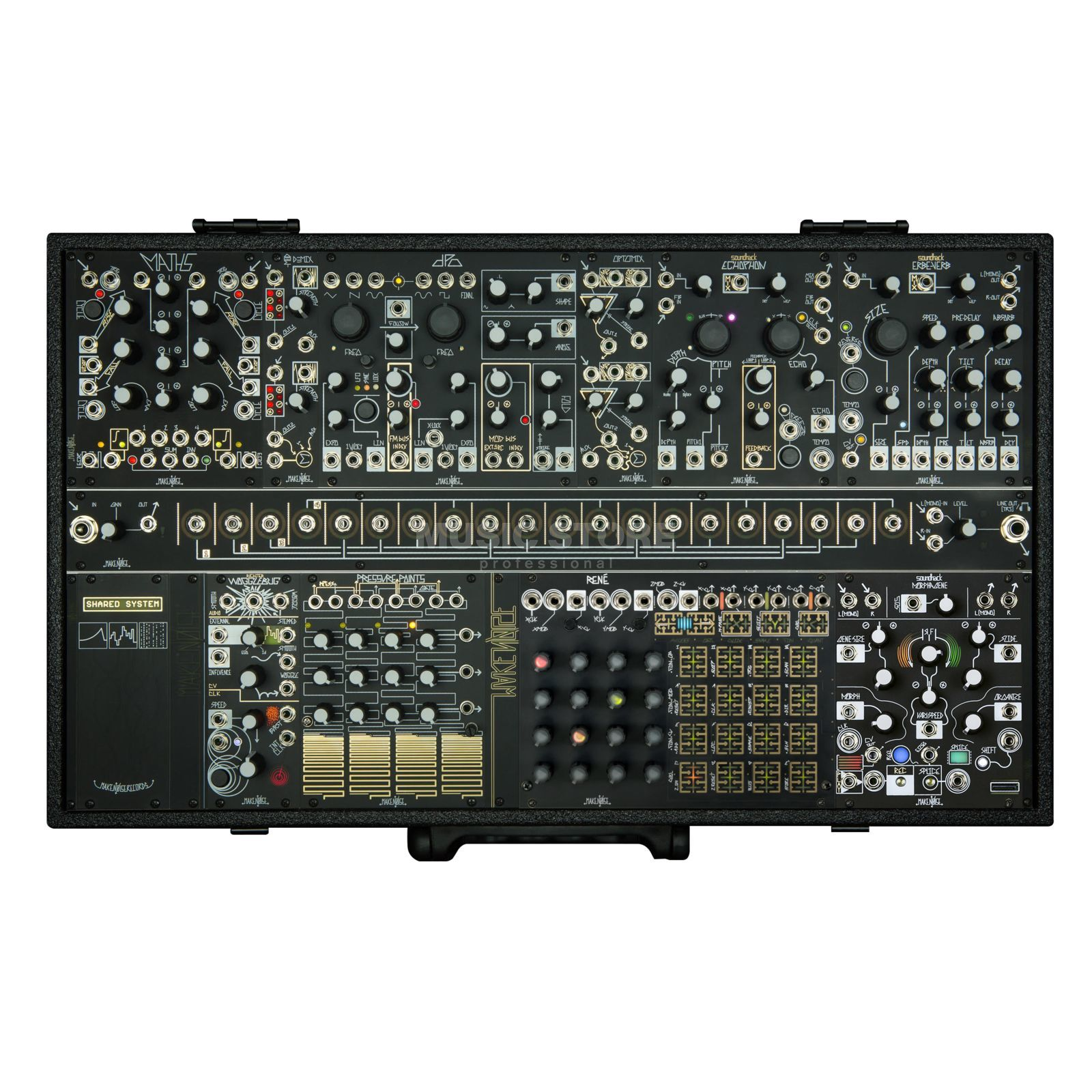 Make Noise Black & Gold Shared System Produktbild