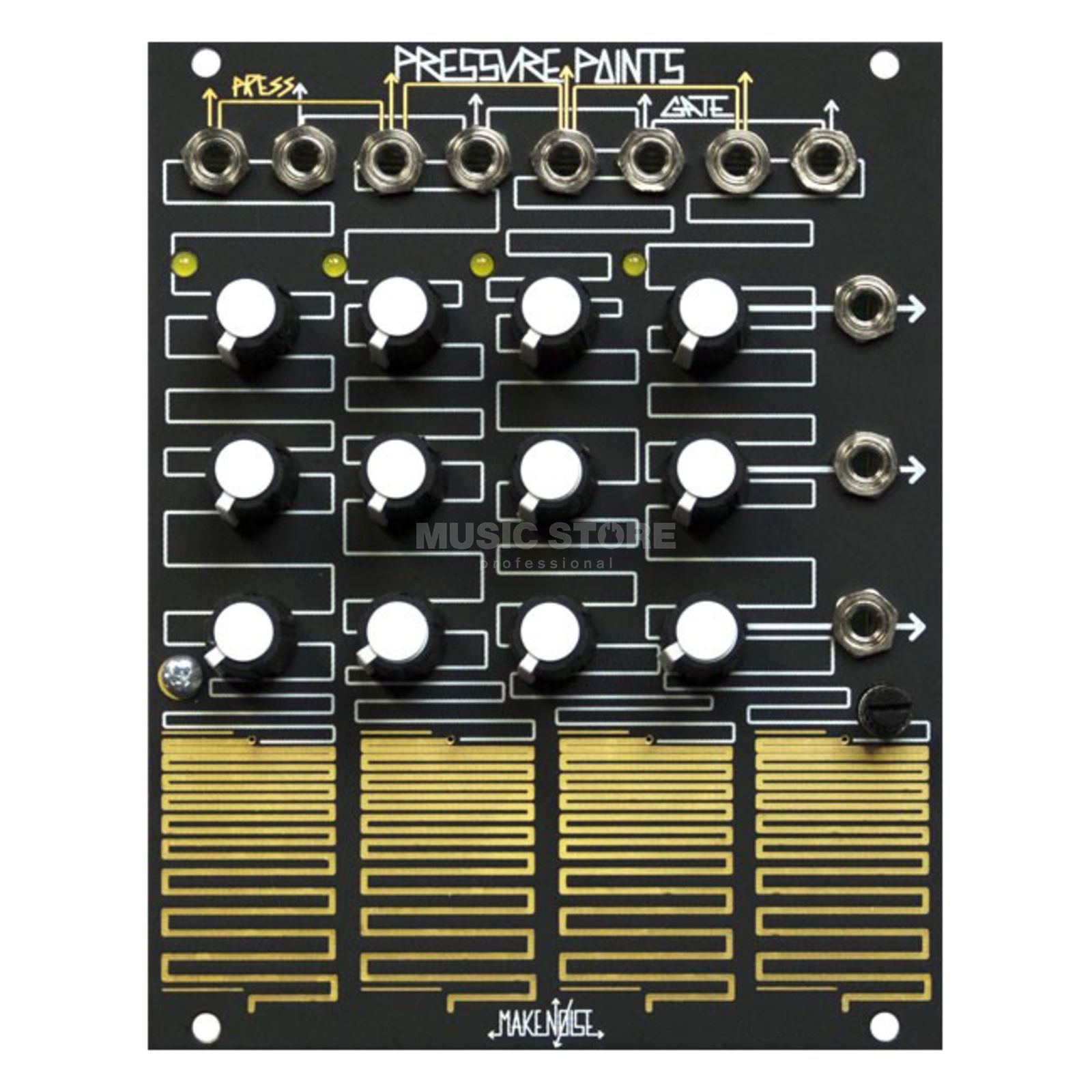 Make Noise Pressure Points Product Image