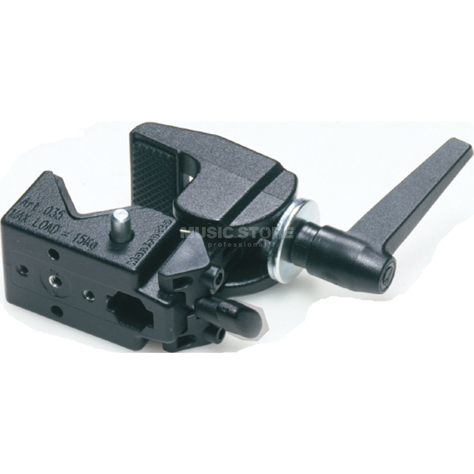 Manfrotto 035 Super Clamp  Produktbillede