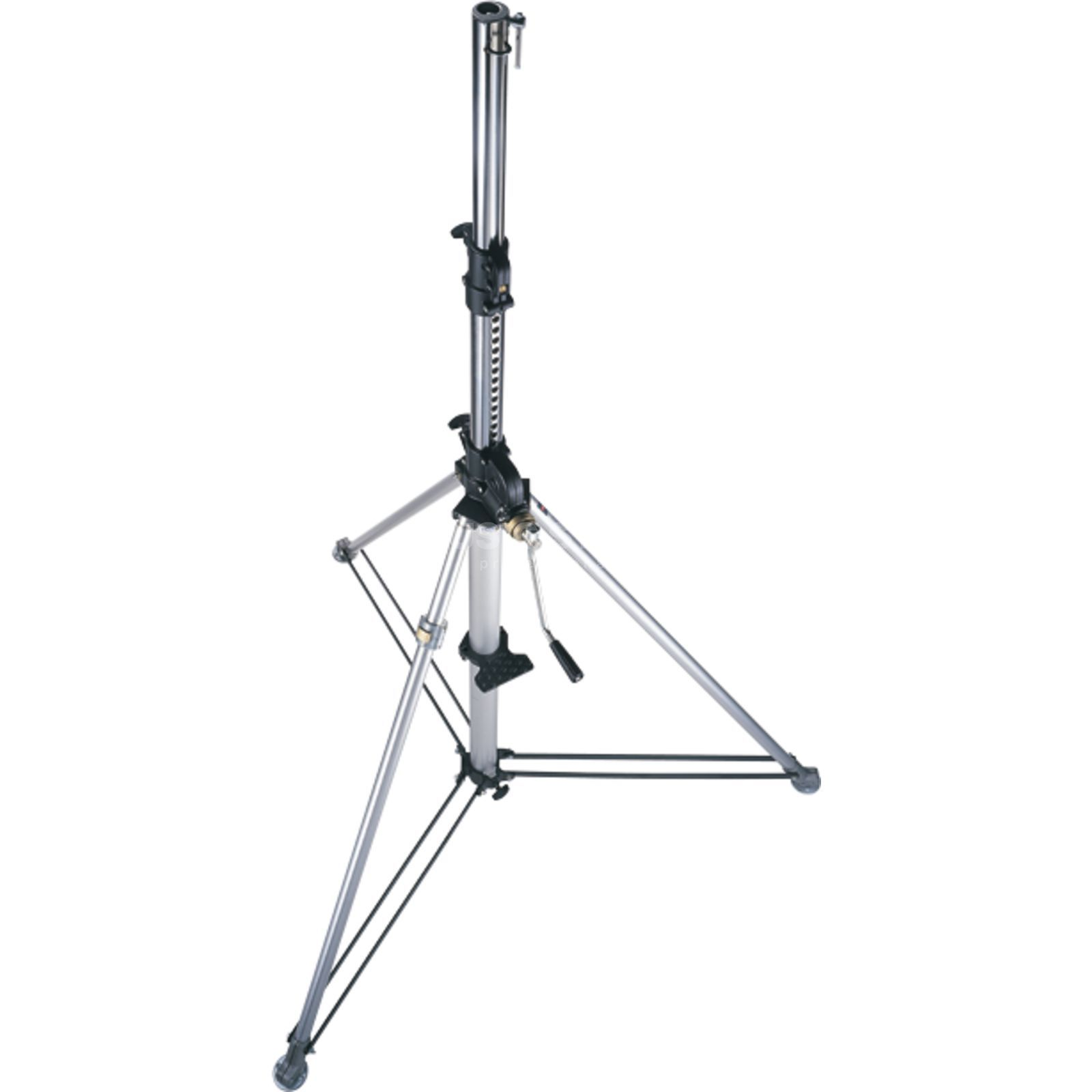 Manfrotto Stand MA 087 Wind up 167-370cm, max 30kg Produktbillede