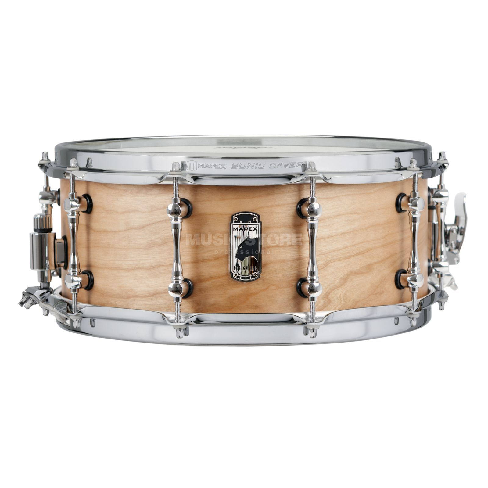 Mapex Black Panther Design Lab Snare 14 X6 Cherry Bomb