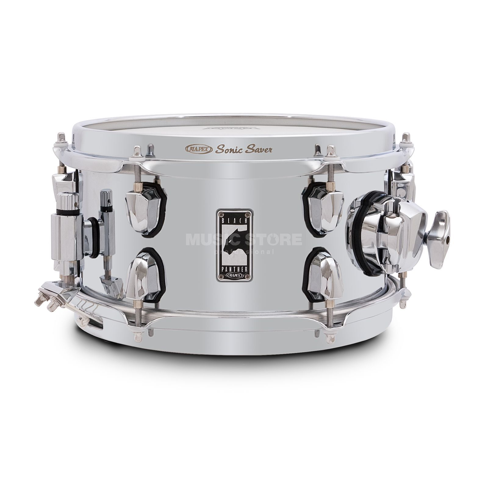"Mapex Black Panther Snare 10""x5,5"", ""The Stinger"" Produktbillede"