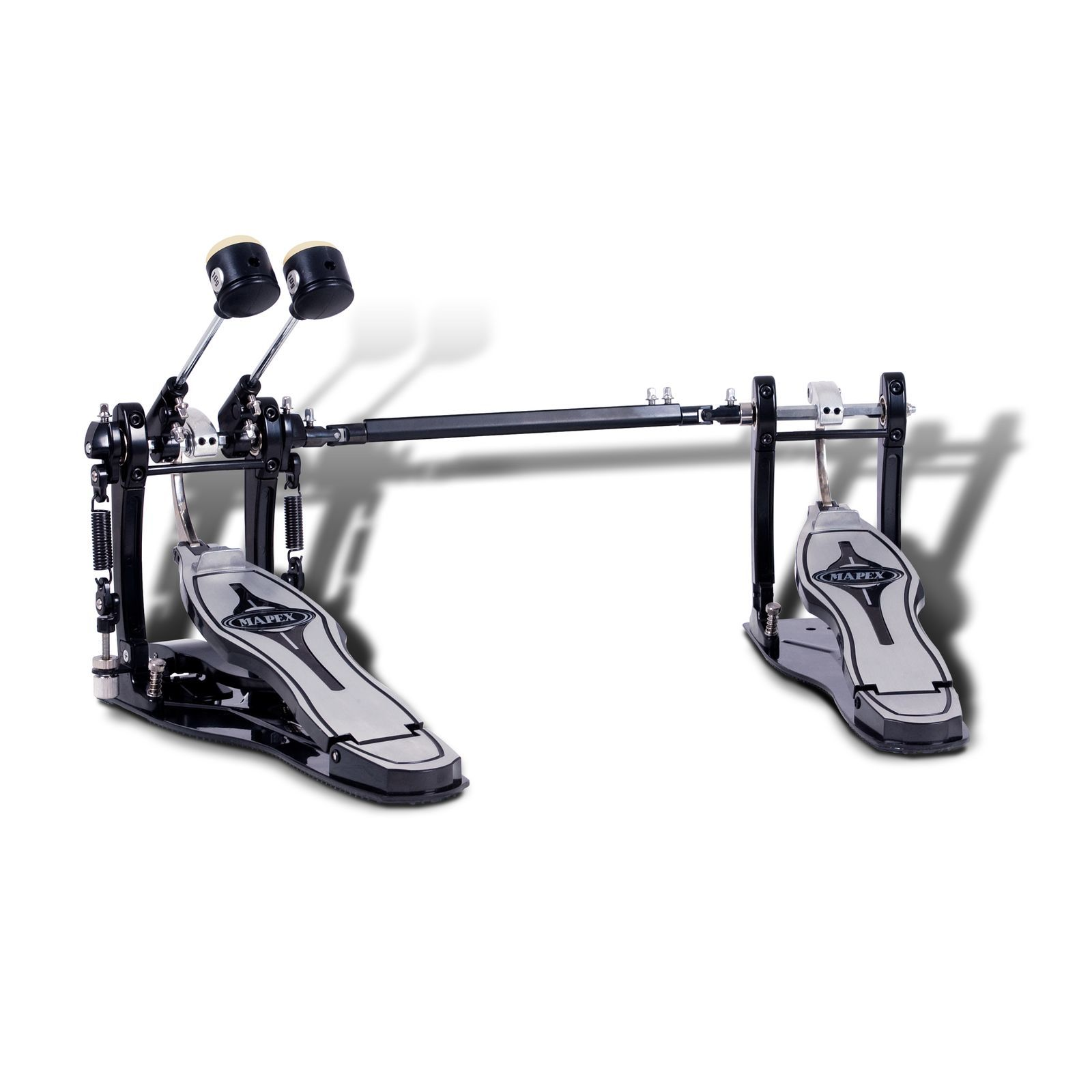 Mapex Double Pedal Raptor P900DLTW Left Hand Version, B-Stock Produktbillede