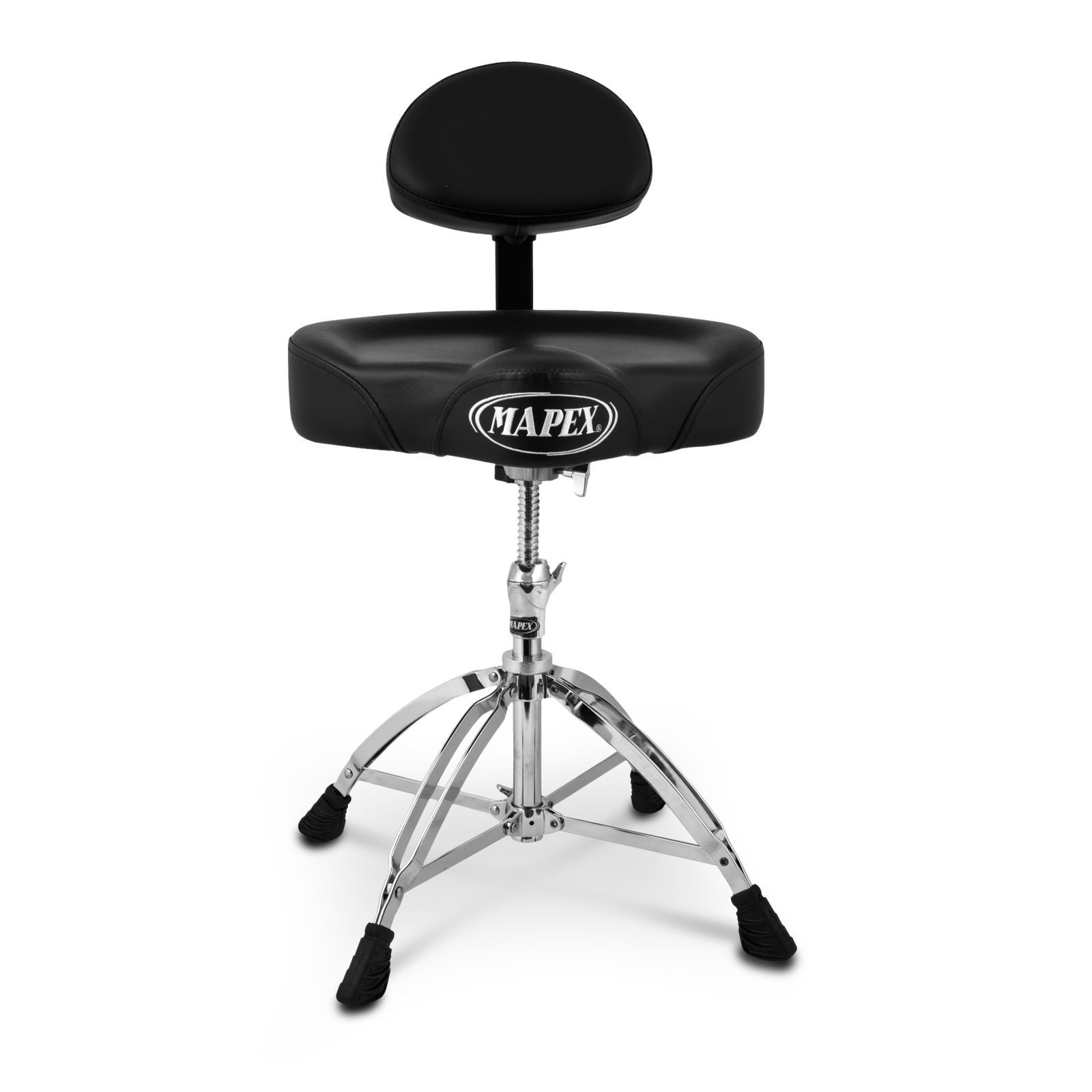 Mapex Drum Throne T775, Saddle Produktbillede