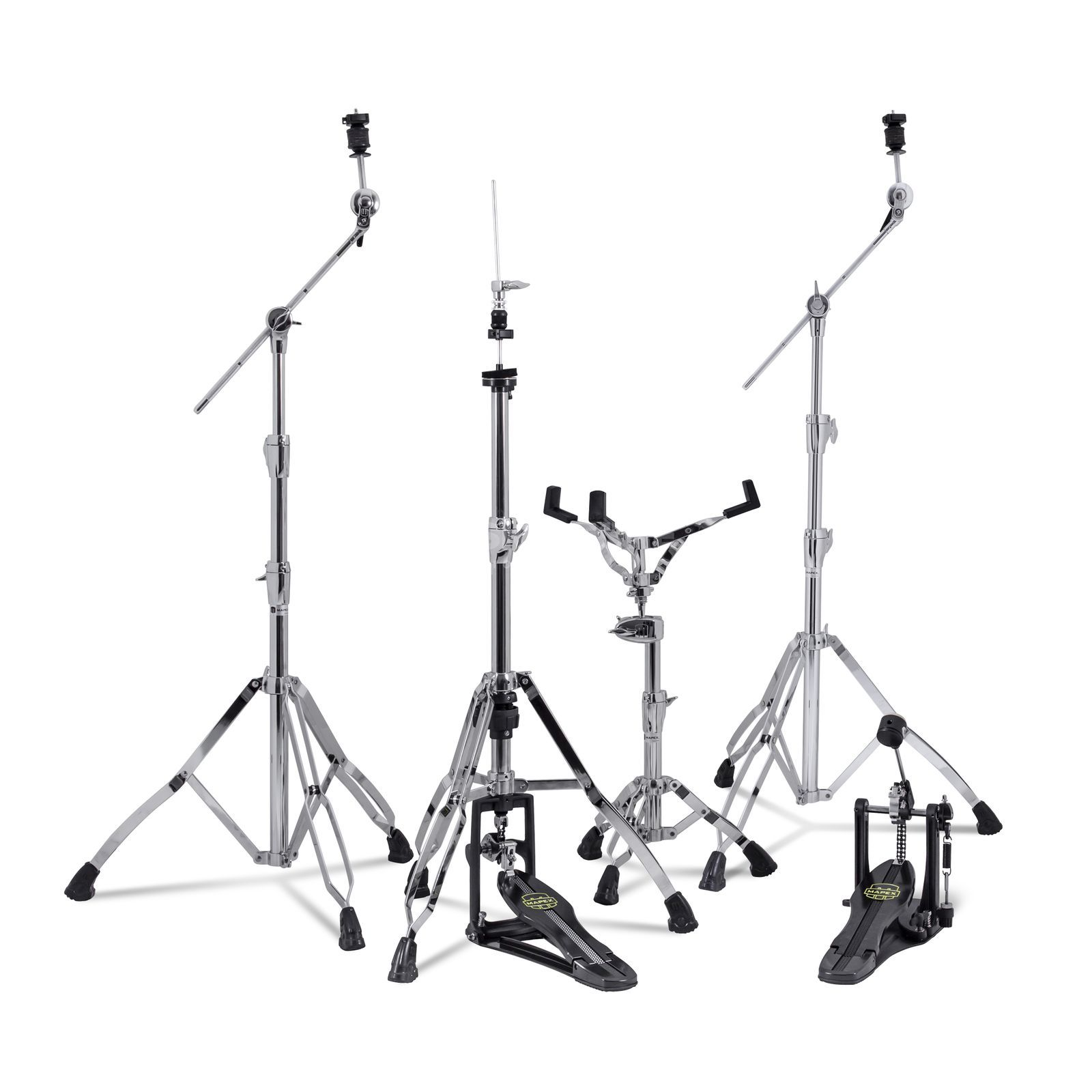 Mapex Hardware Set Armory HP8005, Chrome Product Image