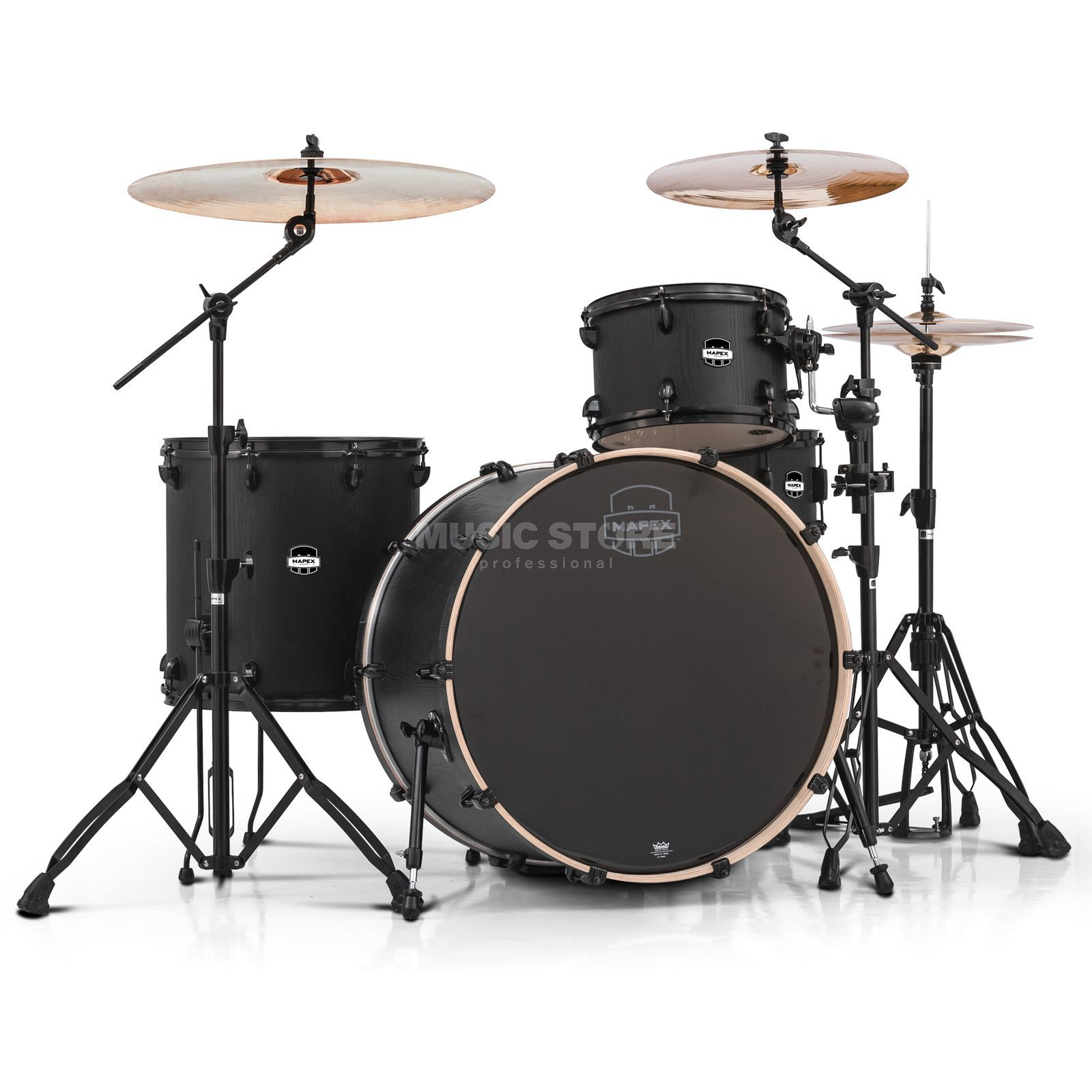 Mapex Mars MA504SF, Nightwood #BZW, Black HW Produktbild