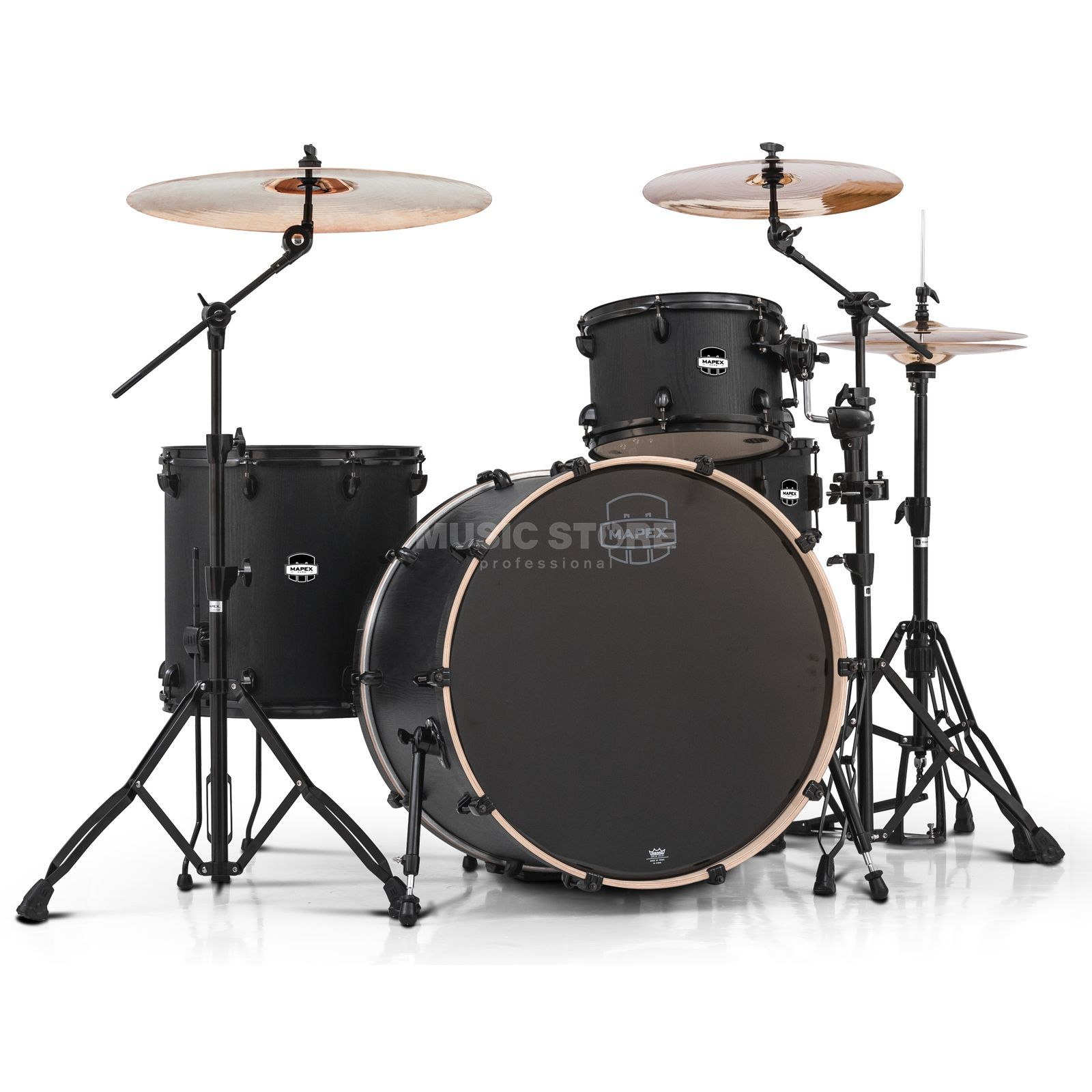 Mapex Mars MA528SF, Nightwood #BZW, Black HW Produktbild