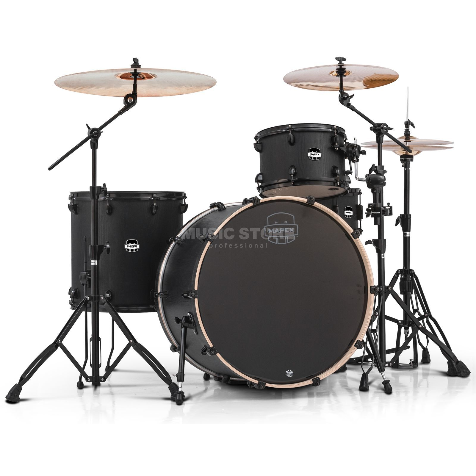 Mapex Mars MA529SF, Nightwood #BZW, Black HW Produktbild