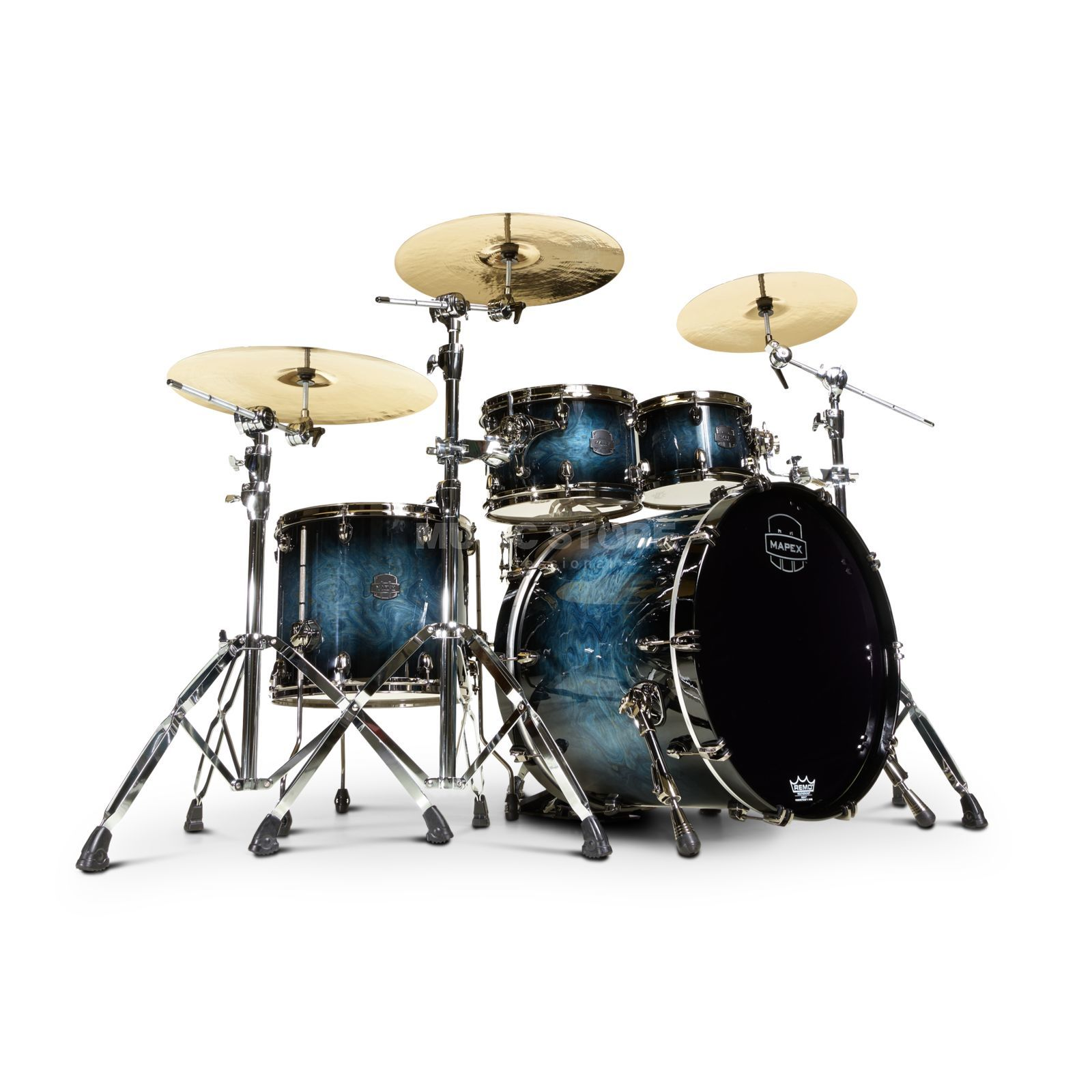 Mapex Saturn V MH Exotic SV529XB, Deep Water Maple Burl #MSL Produktbild
