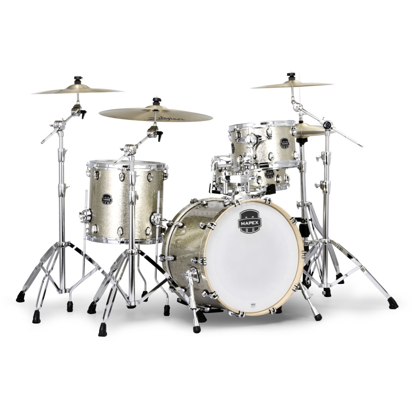 Mapex Saturn V Tour MXSVE401VS Vintage Sparkle Product Image
